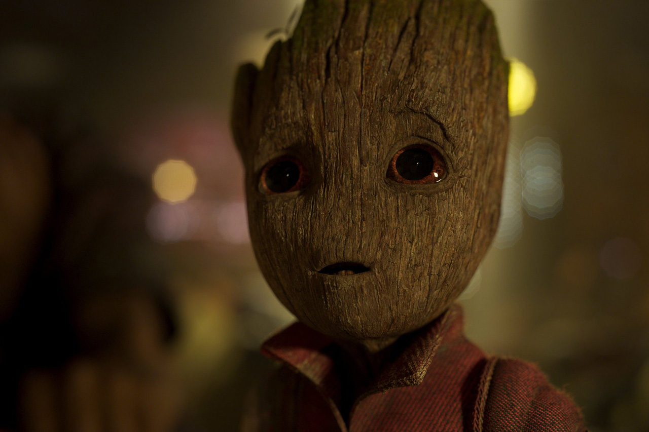 Baby Groot is Marvel's cutest and most mysterious new character