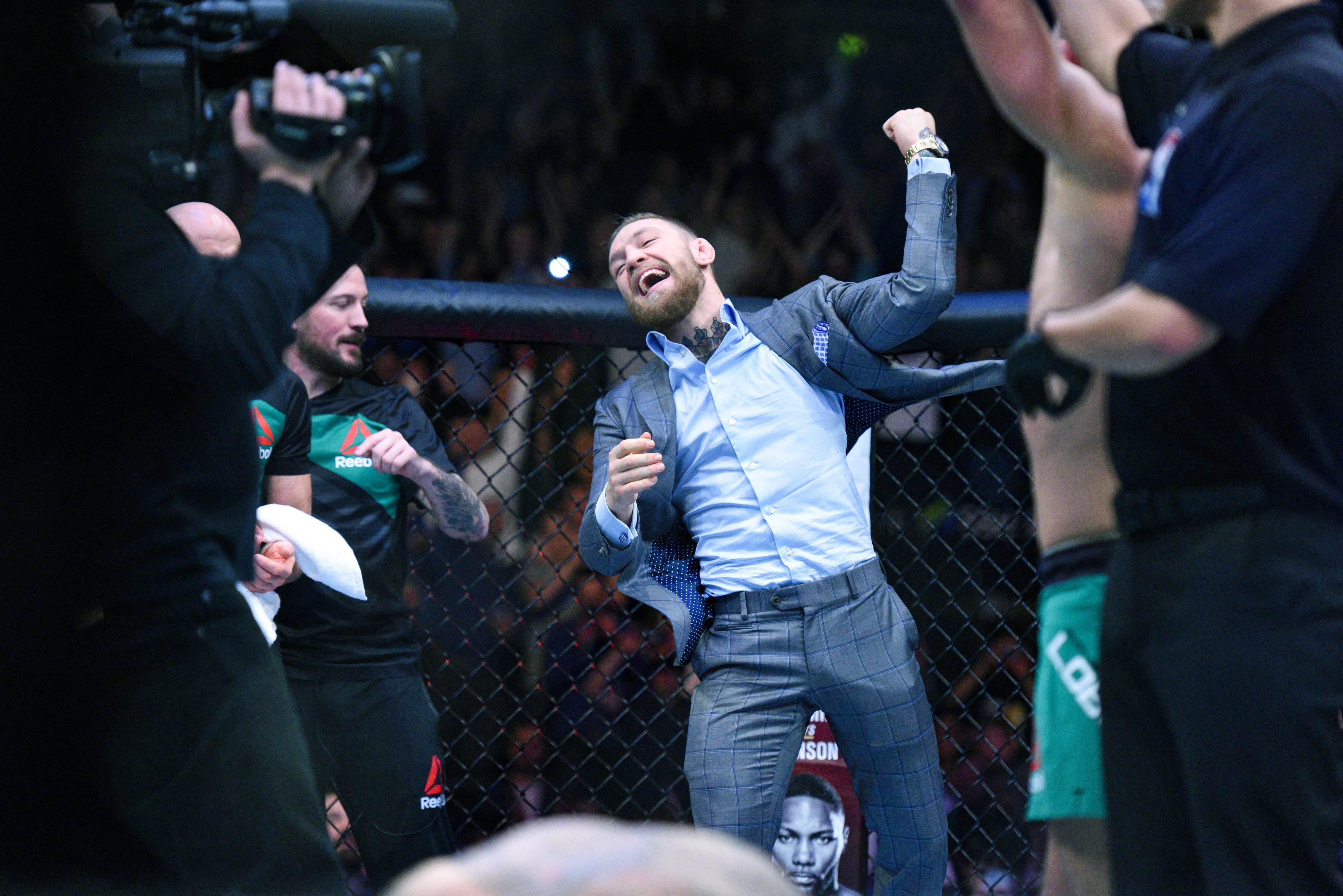 MMA: UFC Fight Night-Lobov vs Ishihara