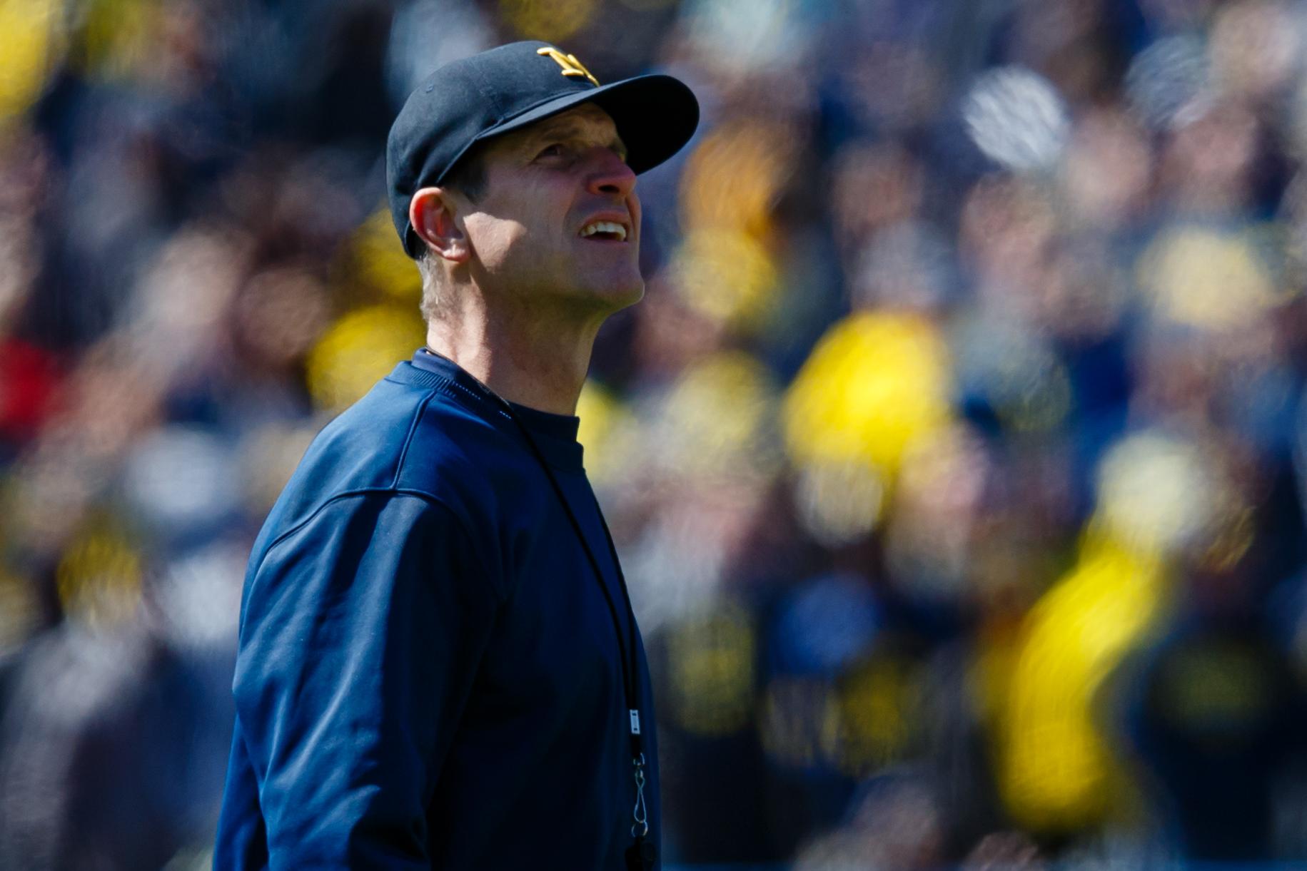 NCAA Football: Michigan-Spring Game