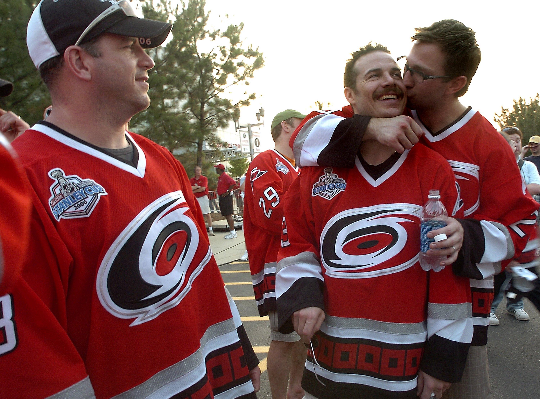 Carolina Hurricanes Stanley Cup Celebration