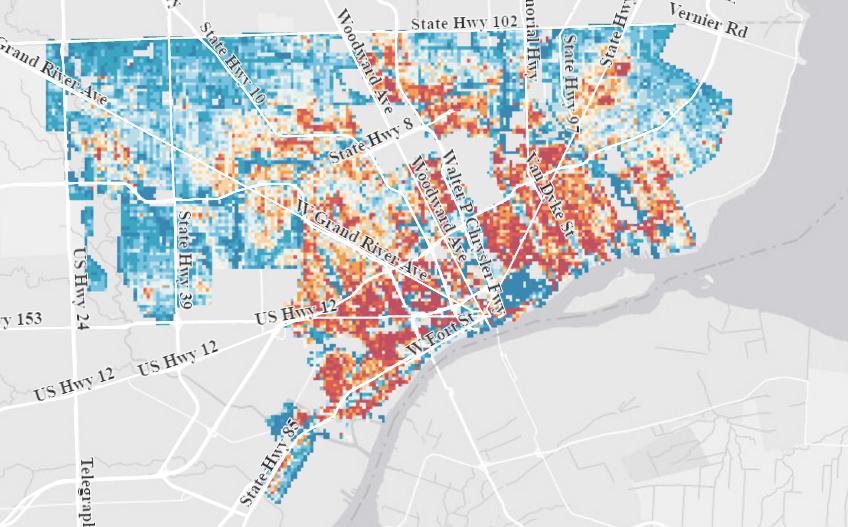 Detroit Maps Curbed Detroit