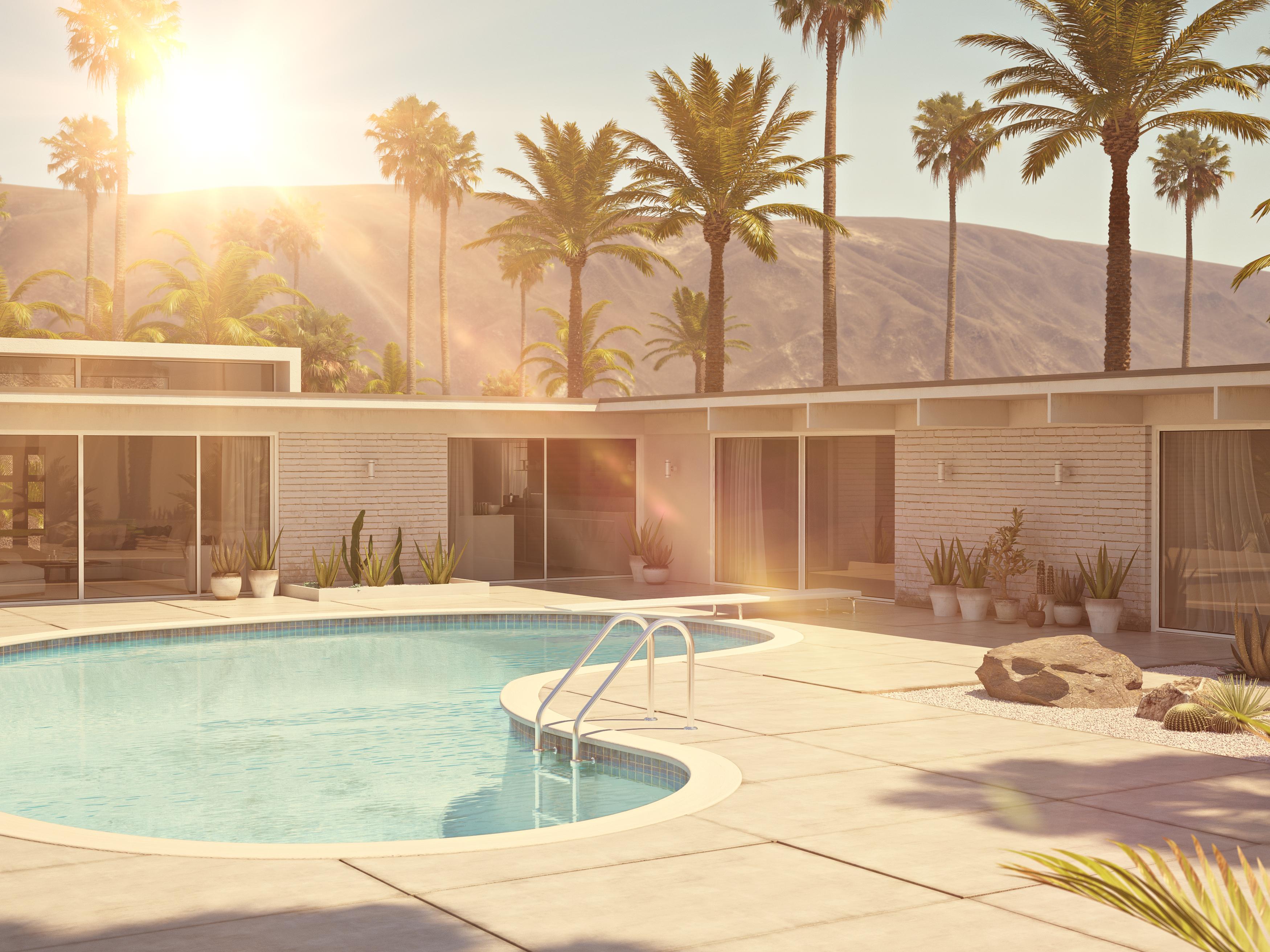 Palm Springs Los Angeles Curbed LA