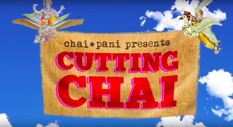 Title screen for Cutting Chai