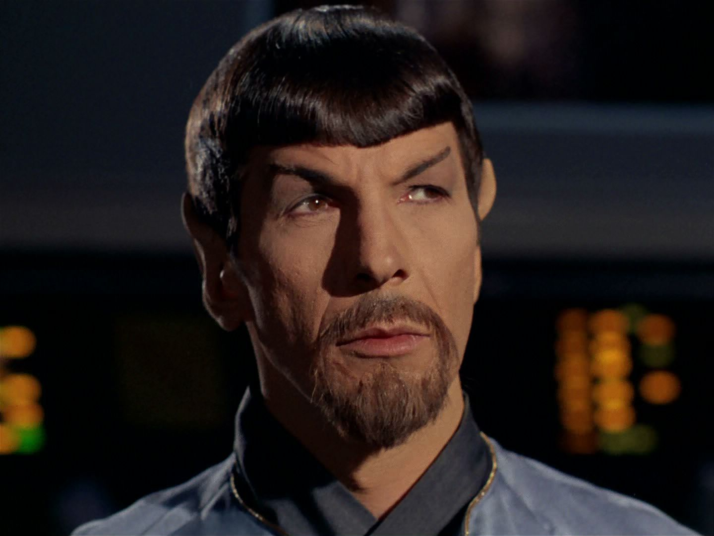 Shadow Twins farm director Evil Spock