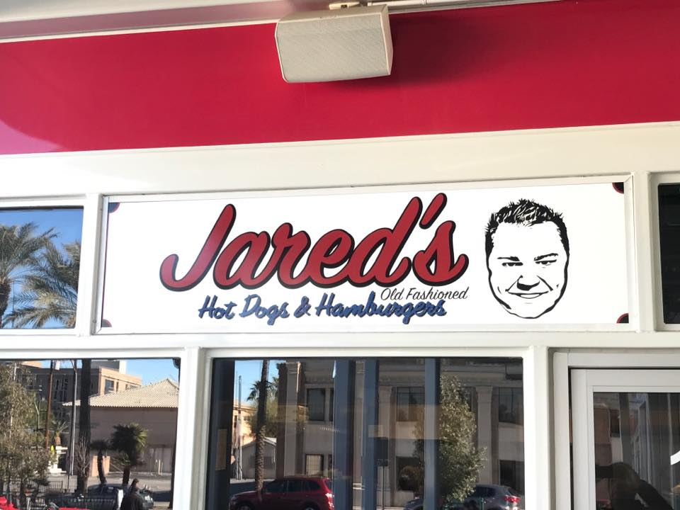 Jared's Old Fashioned Hot Dogs & Hamburgers