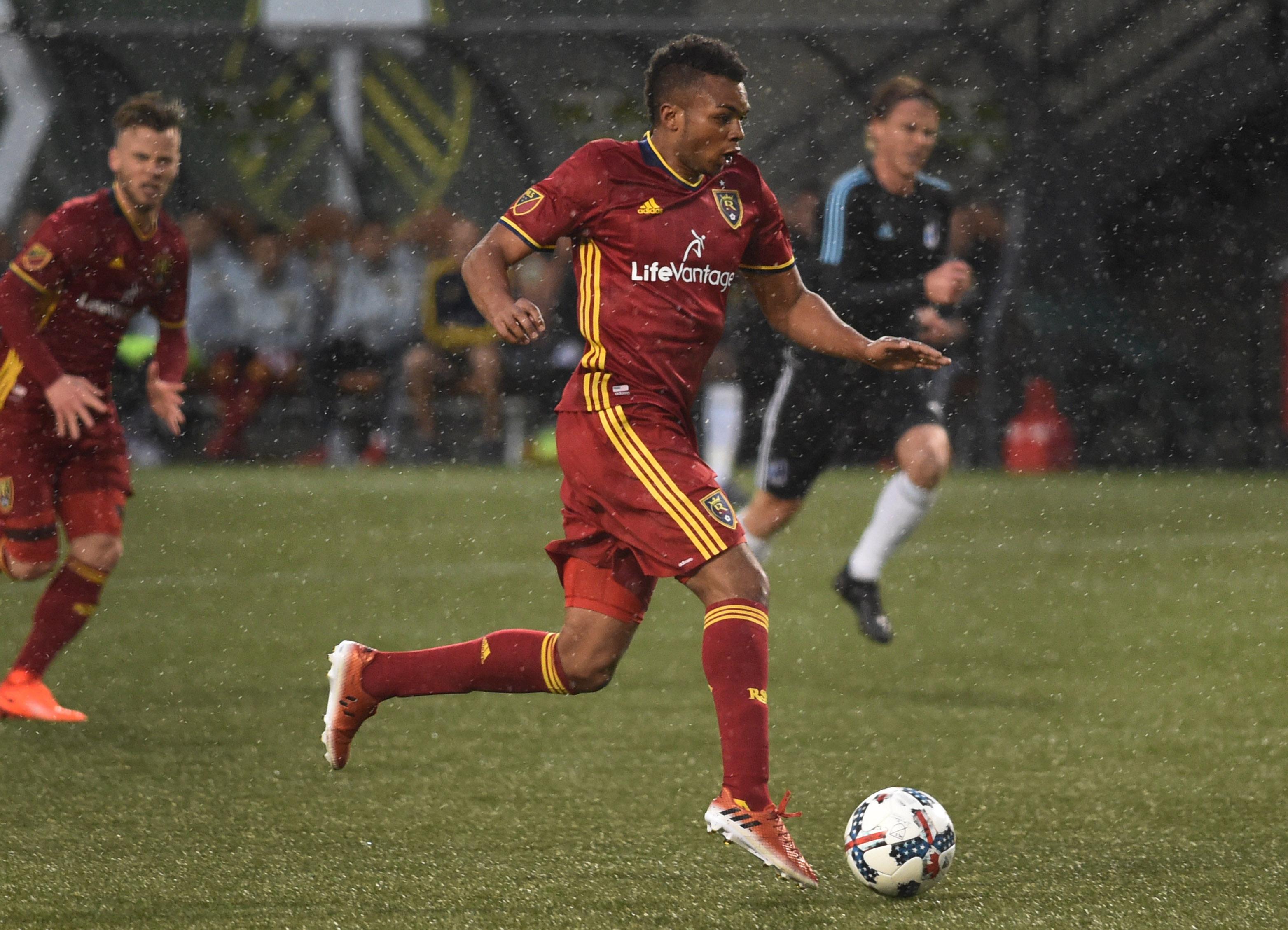 MLS: Real Salt Lake vs Minnesota United FC