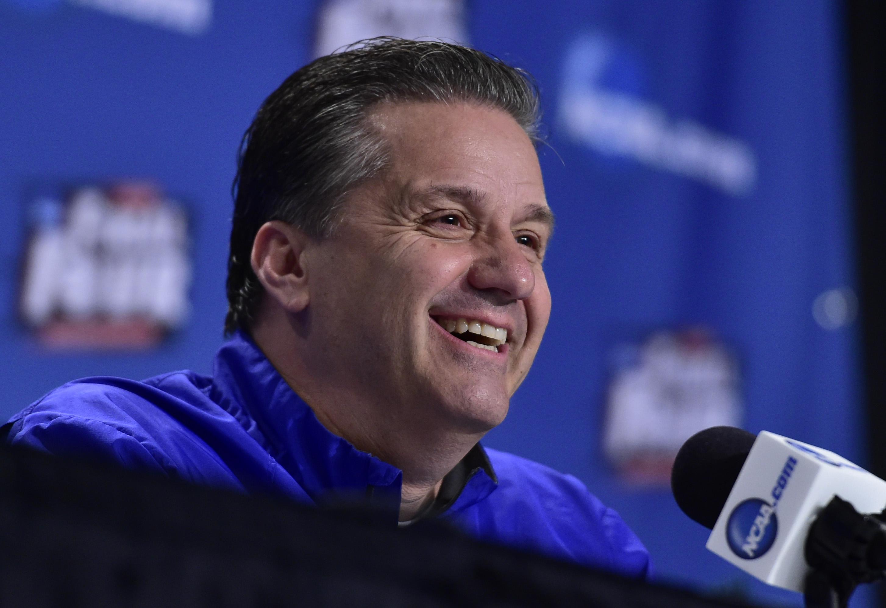 NCAA Basketball: NCAA Tournament-Team Press Conferences