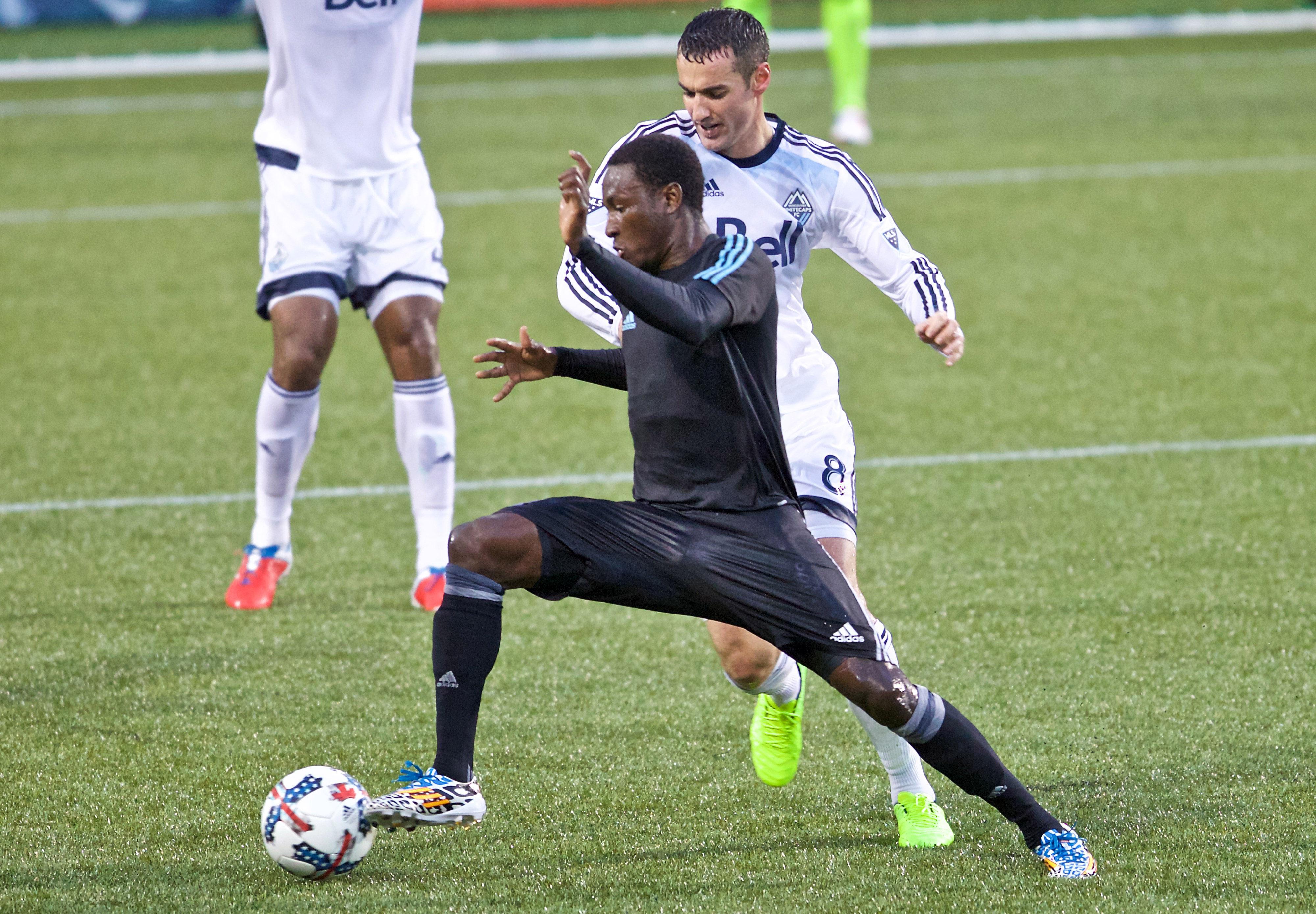 MLS: Minnesota United FC vs Vancouver Whitecaps