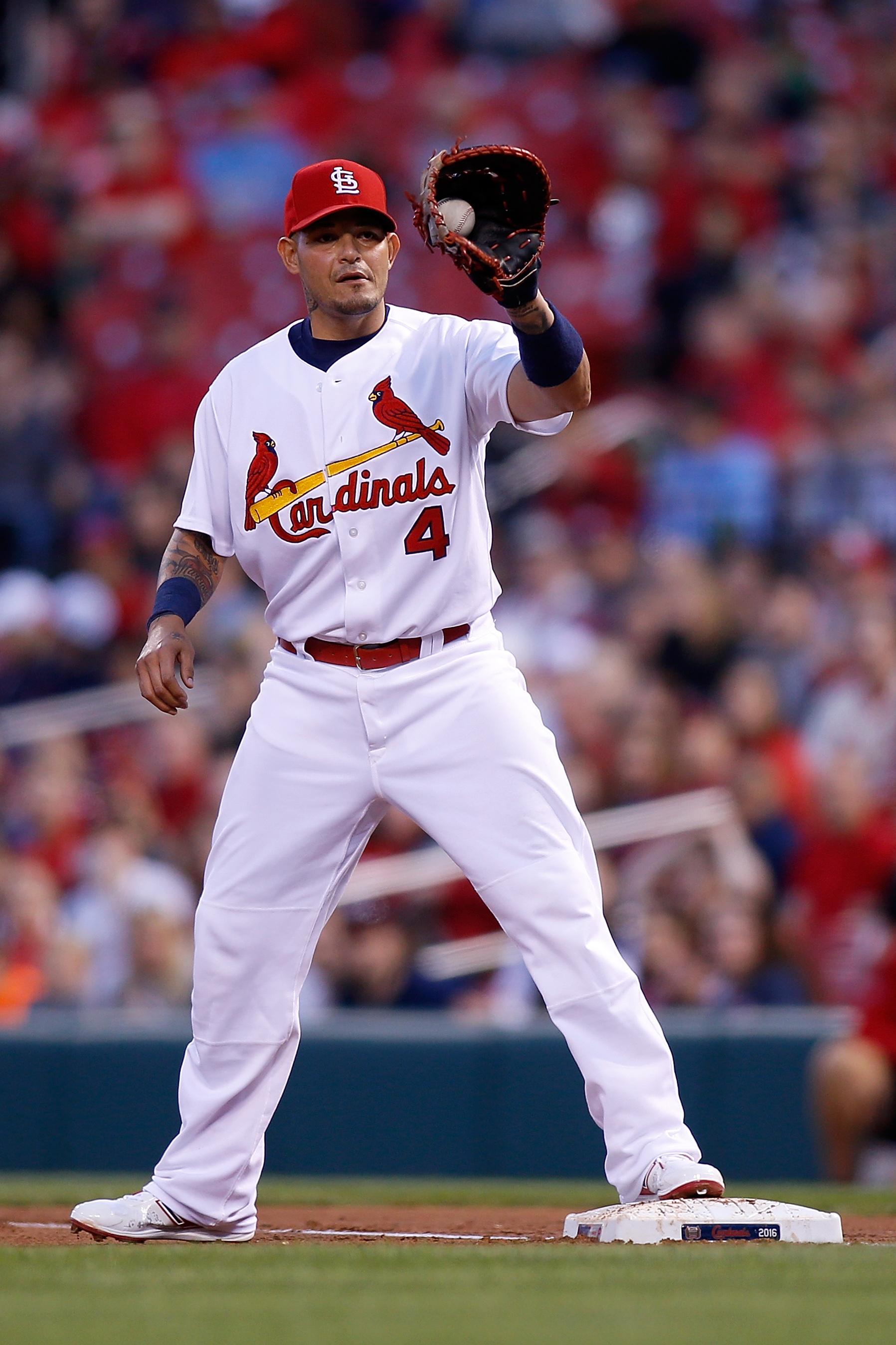 Philadelphia Phillies v St Louis Cardinals
