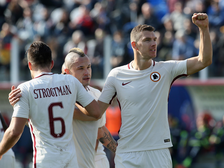 FC Crotone v AS Roma - Serie A