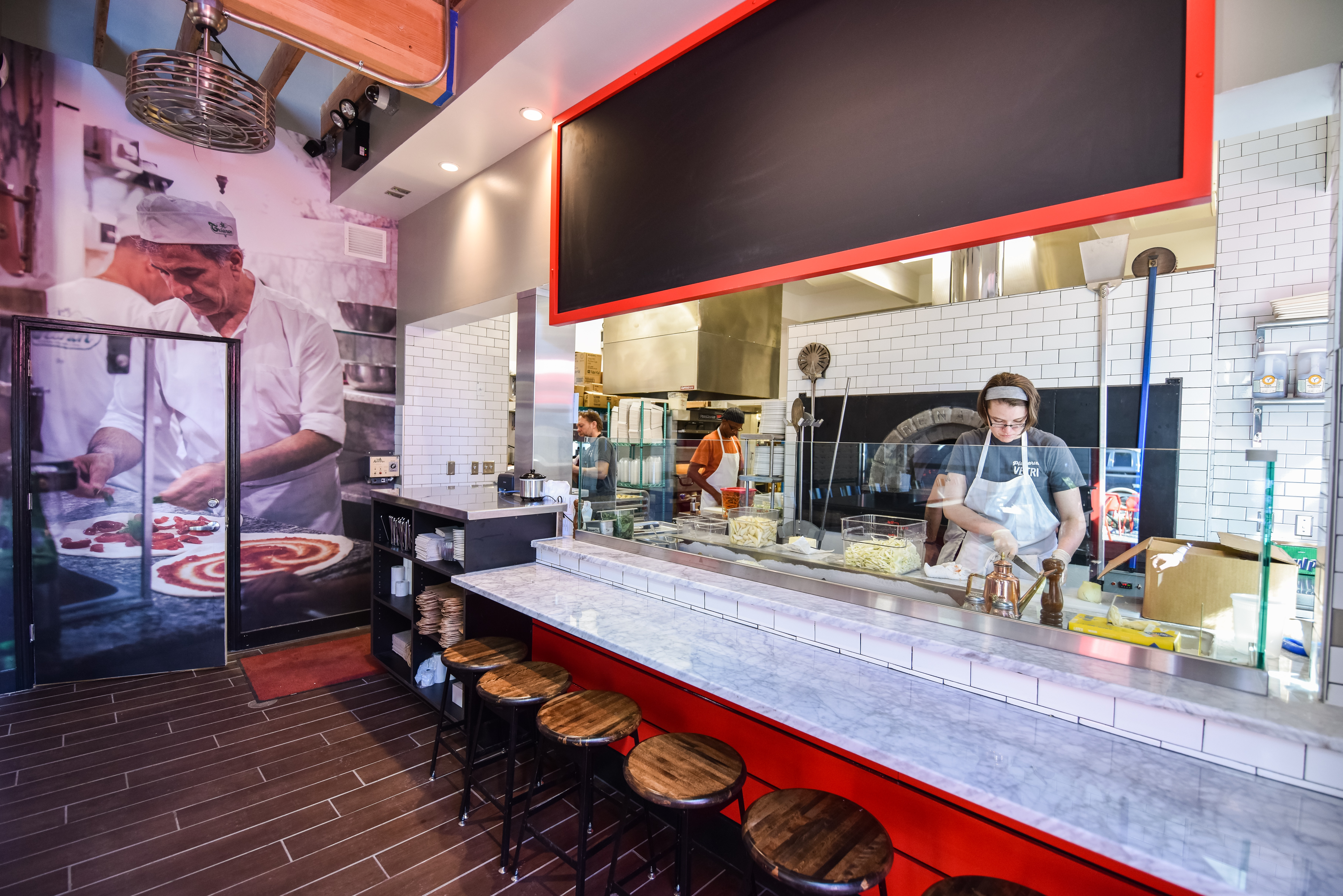 Pizzeria Vetri in Austin