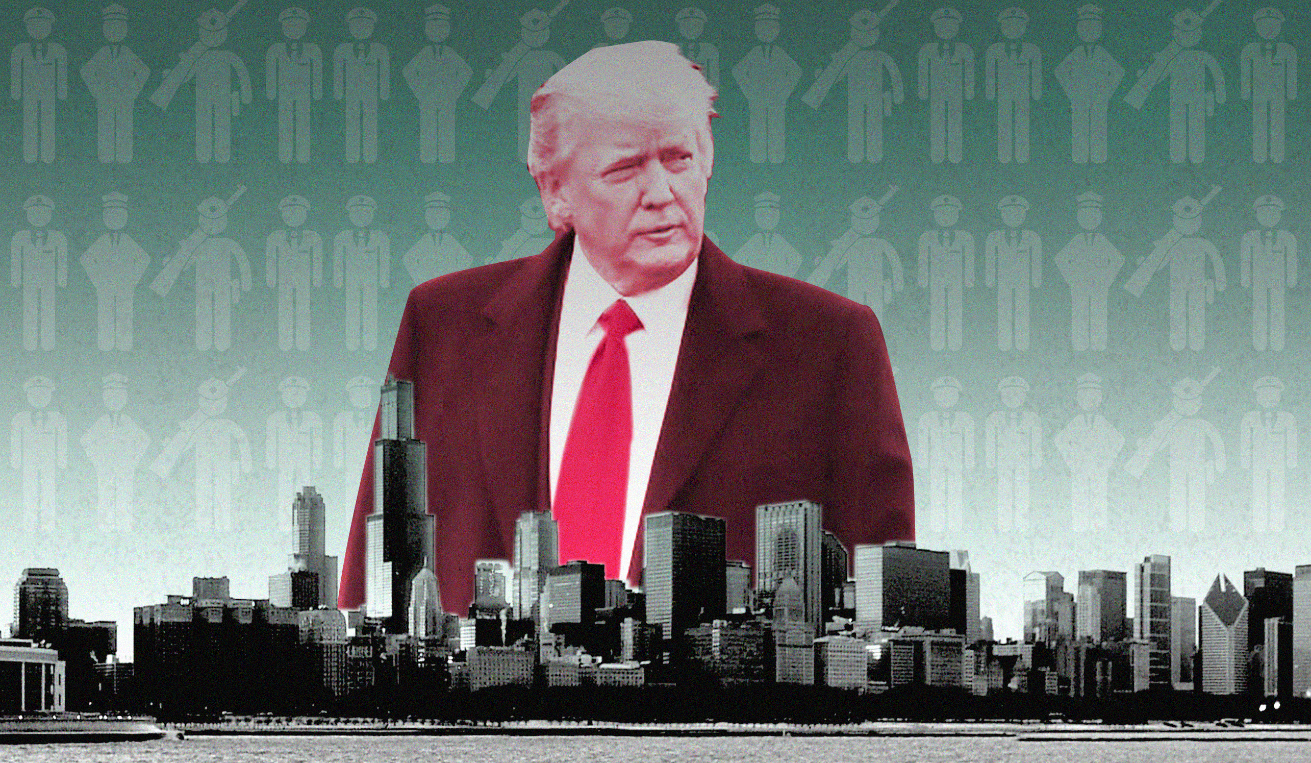 """The fallacy of Trump's """"send in the Feds"""" fix for Chicago"""