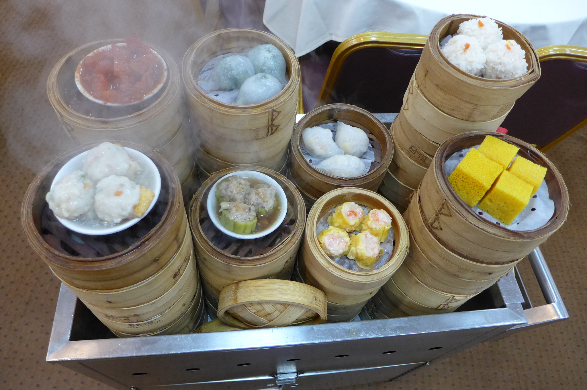 Where's the Best Dim Sum?
