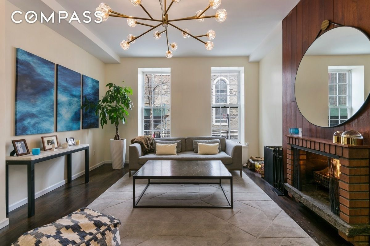 Which renovated West Village townhouse would you spend $11M on?