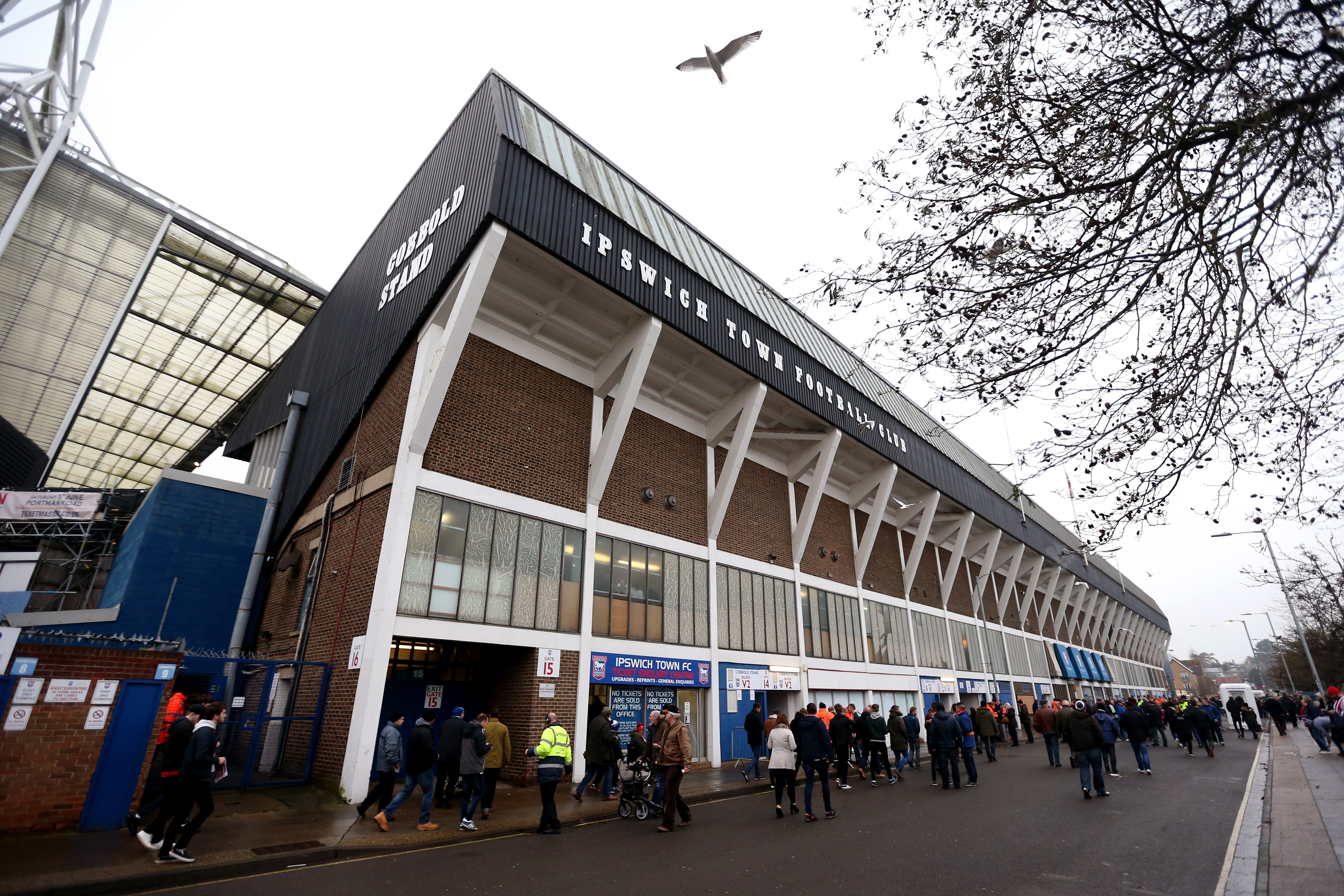 Ipswich Town v Lincoln City - The Emirates FA Cup Third Round