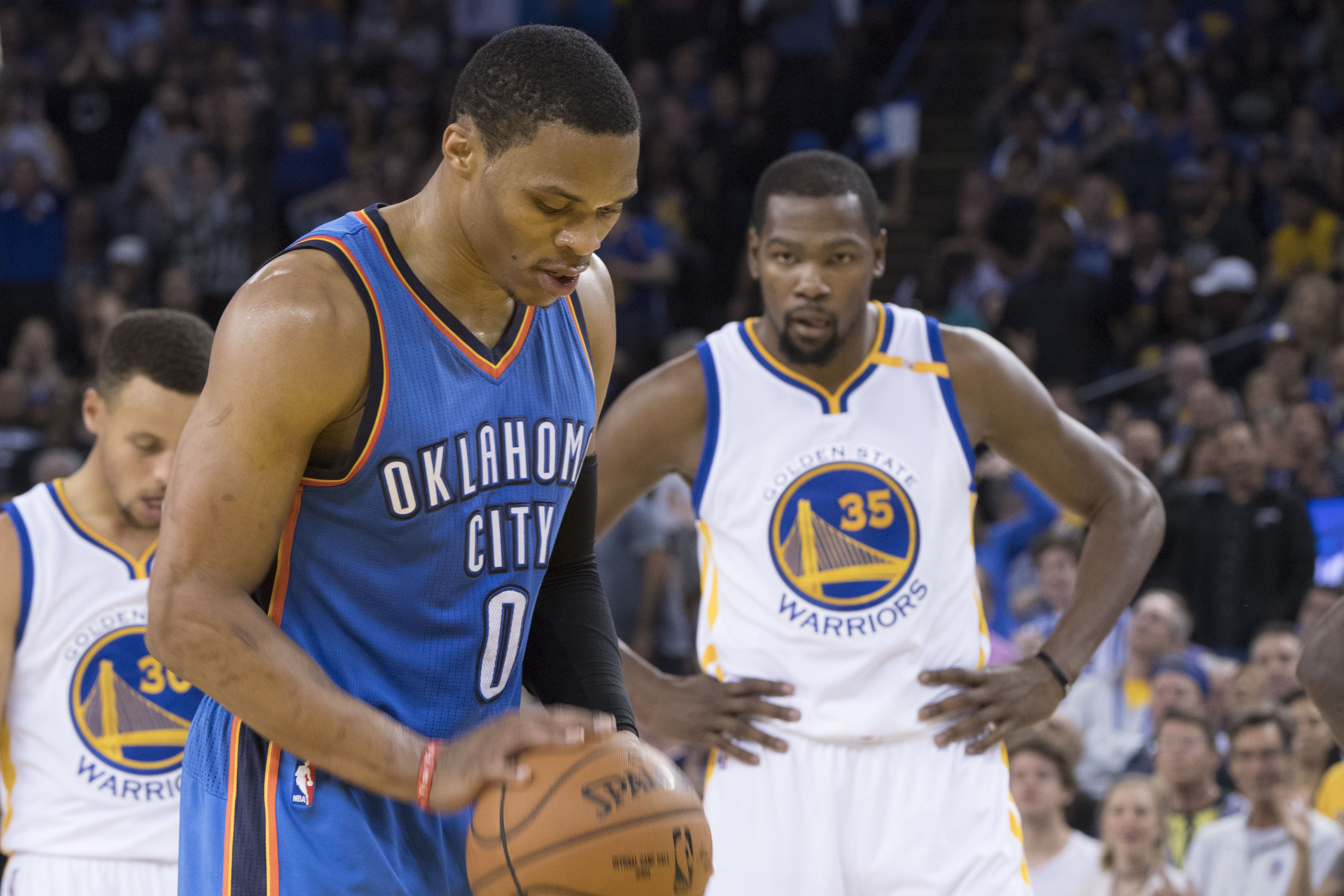 47 questions I'd like to ask Russell Westbrook about Kevin Durant