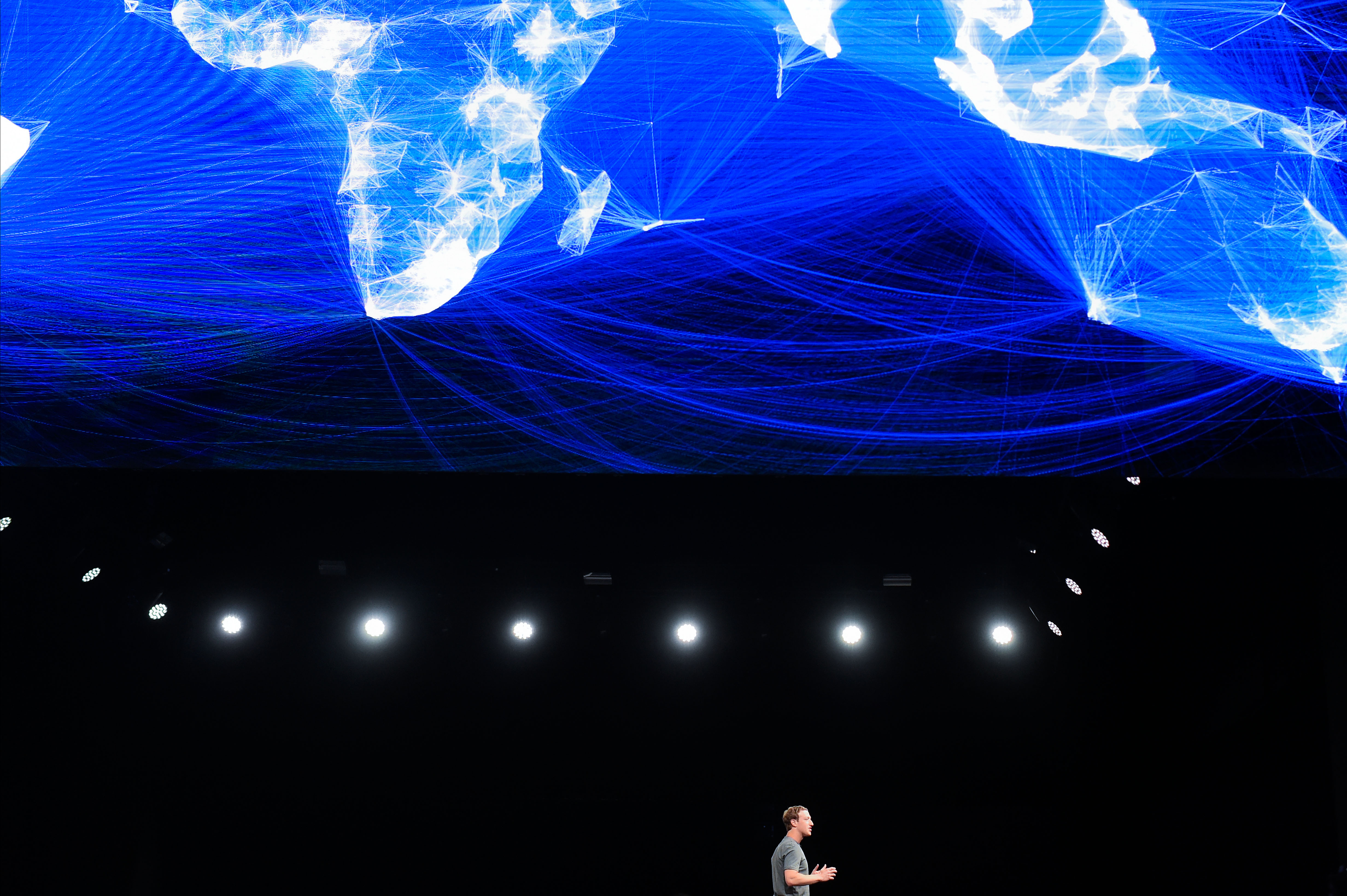 Mark Zuckerberg's theory of human history - Vox