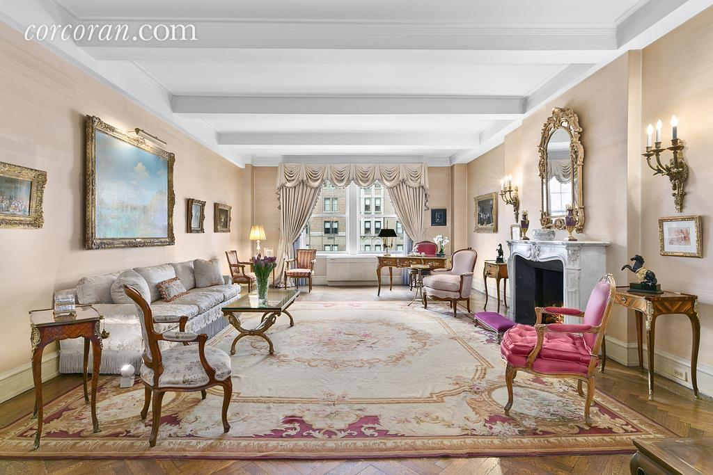 Palatial Upper East Side apartment with classic details asks $10.8M