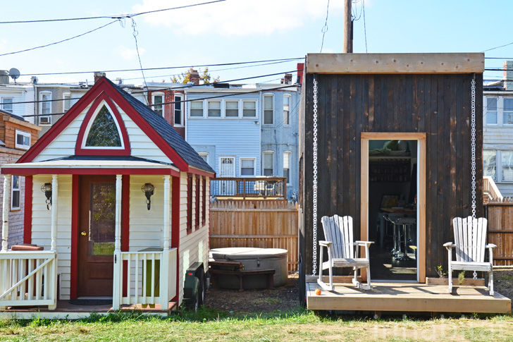 Tiny Houses In Dc
