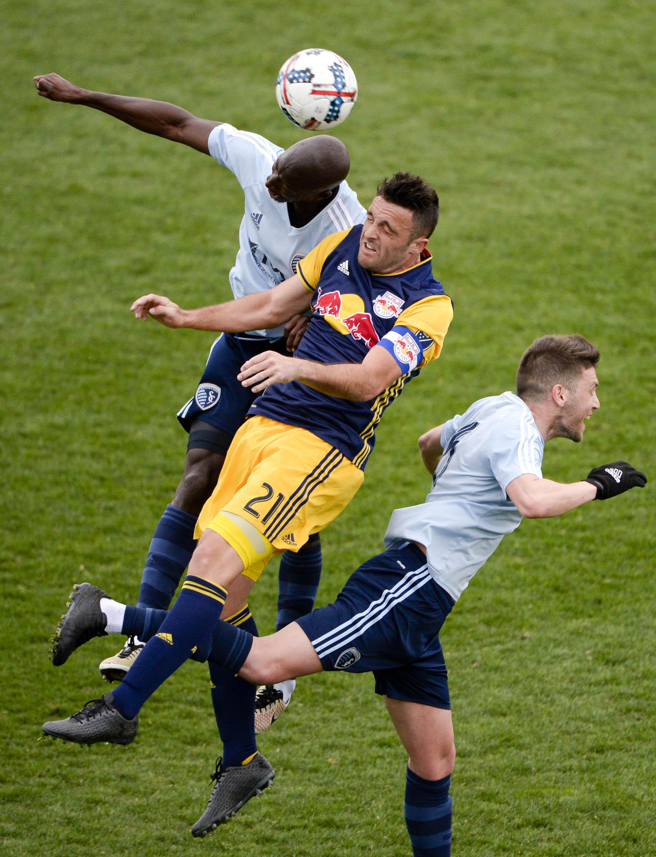 MLS: Desert Diamond Cup-New York Red Bulls vs Sporting KC