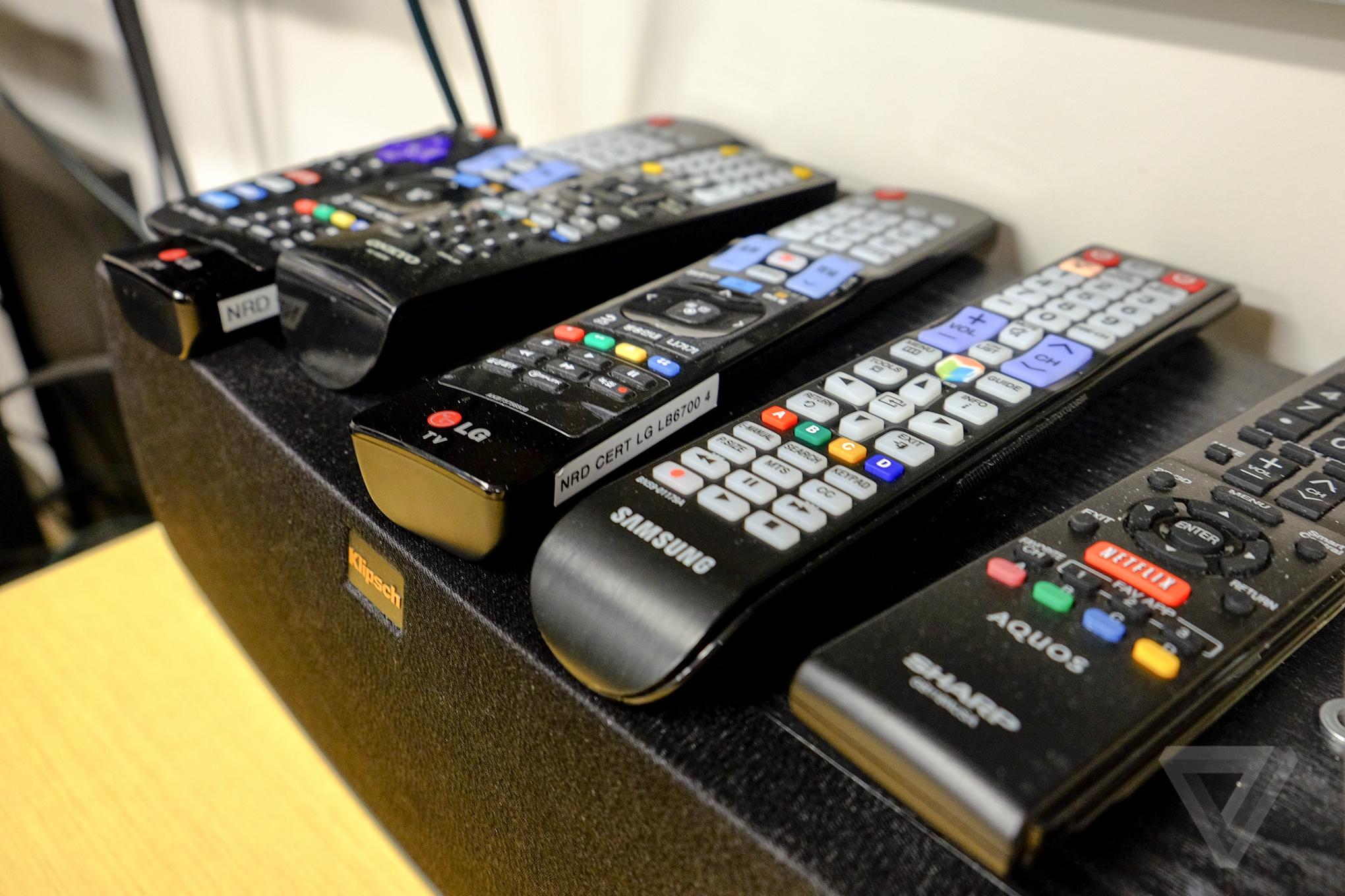 Netflix remotes