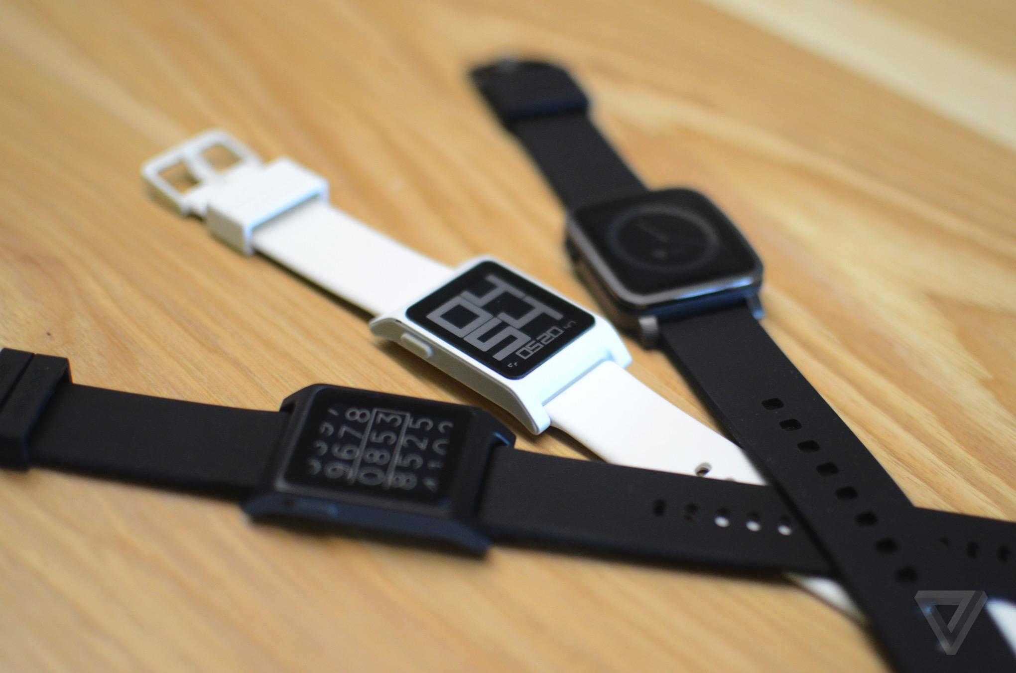 Pebble-2-heart-rate-smartwatch