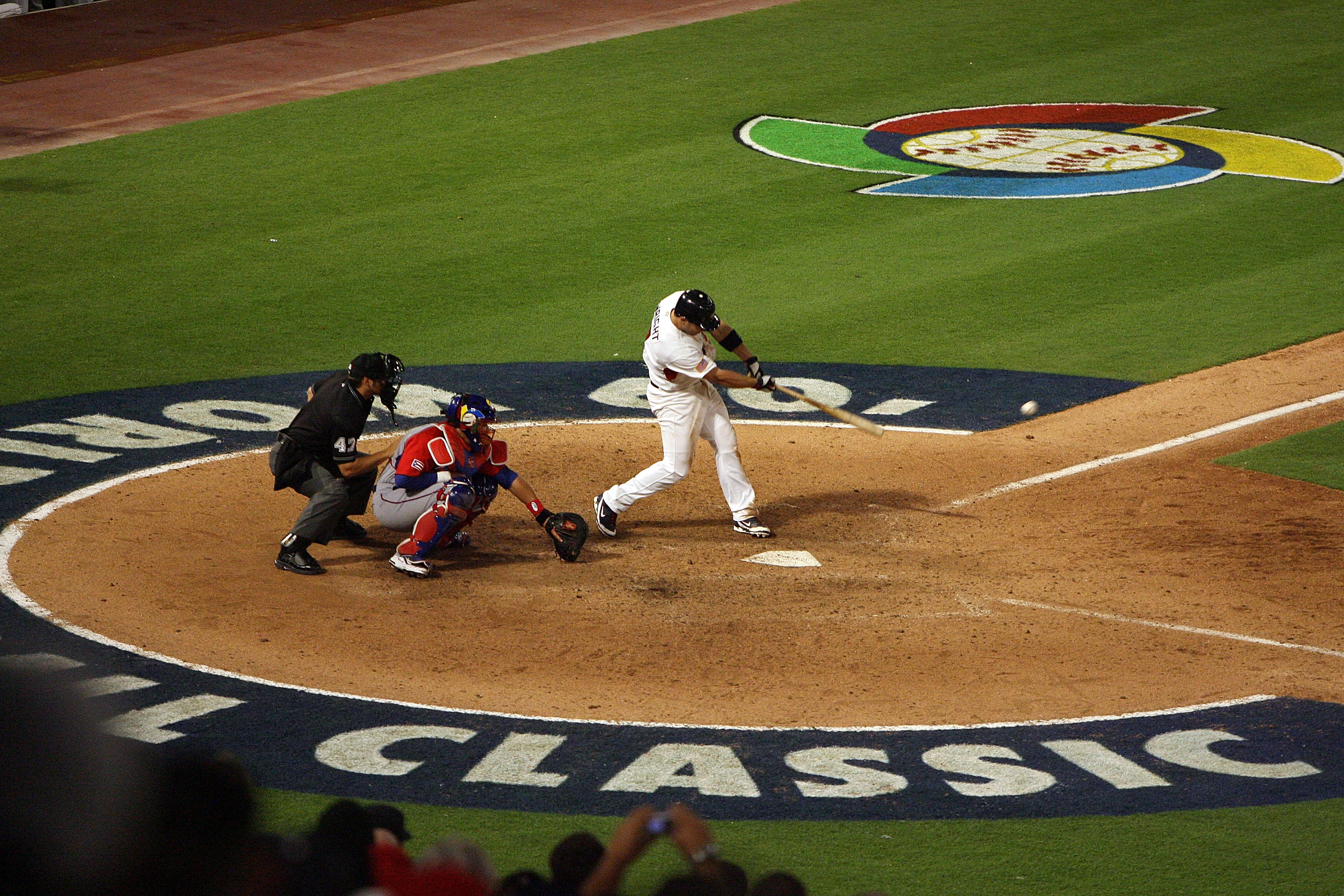 World Baseball Classic 2009 - Puerto Rico v United States