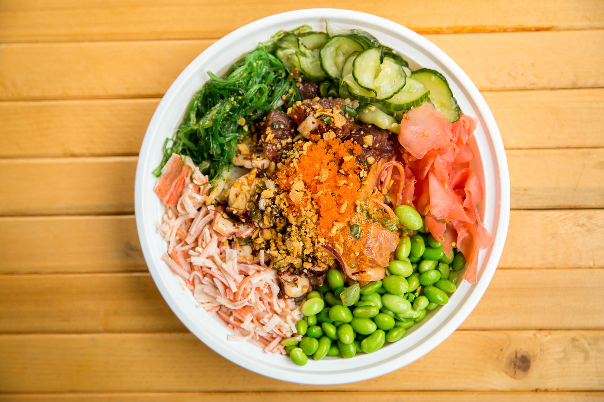 Gopoké Is 'One of the More Remarkable' Poke Places in Seattle