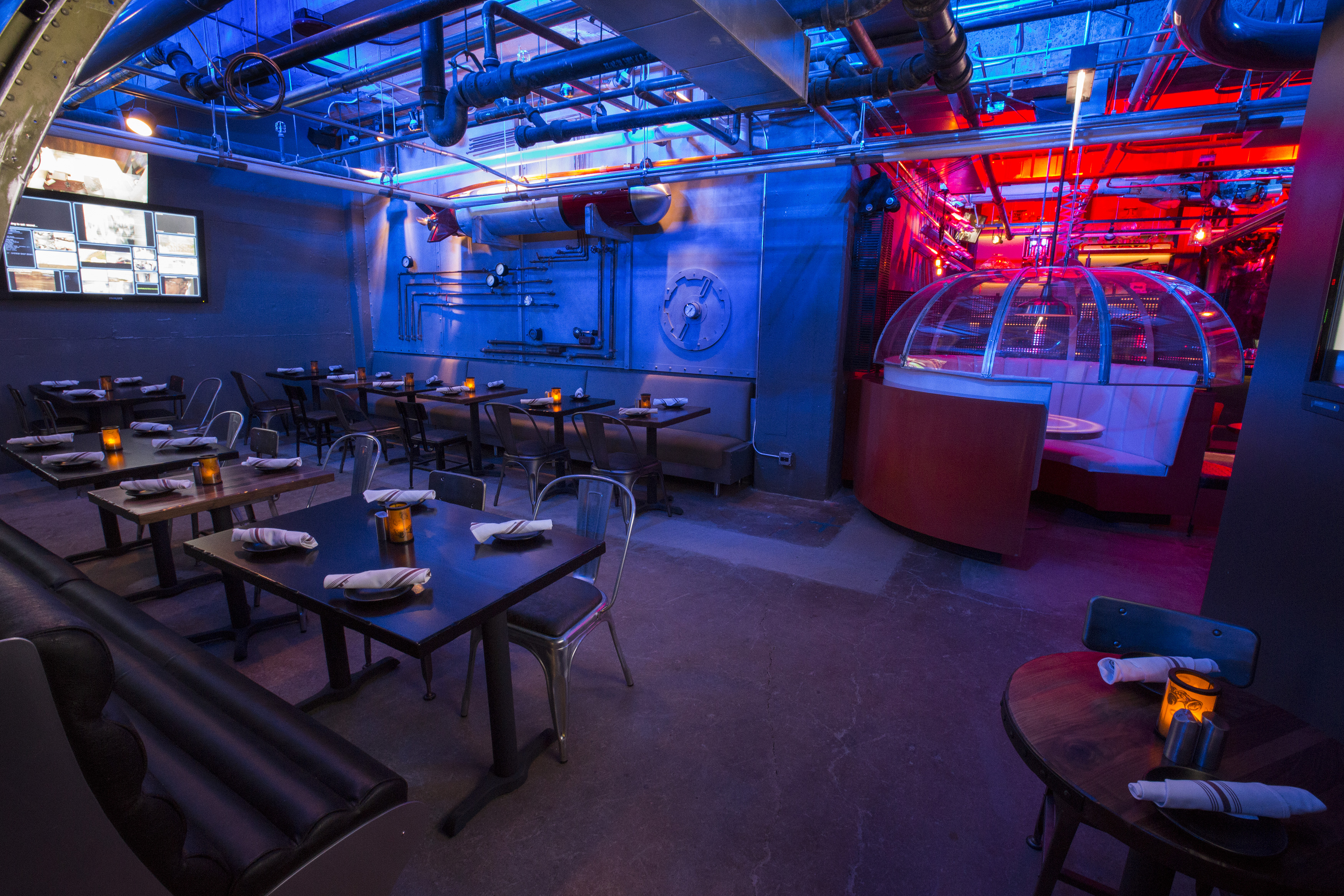 SafeHouse Chicago Knows Even Spies Need To Eat So Read Their Menu