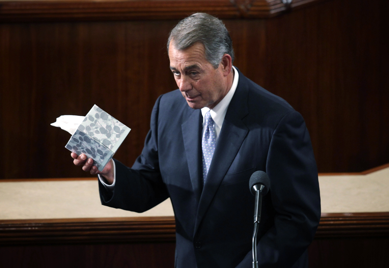 John Boehner told Republicans some inconvenient truths on Obamacare