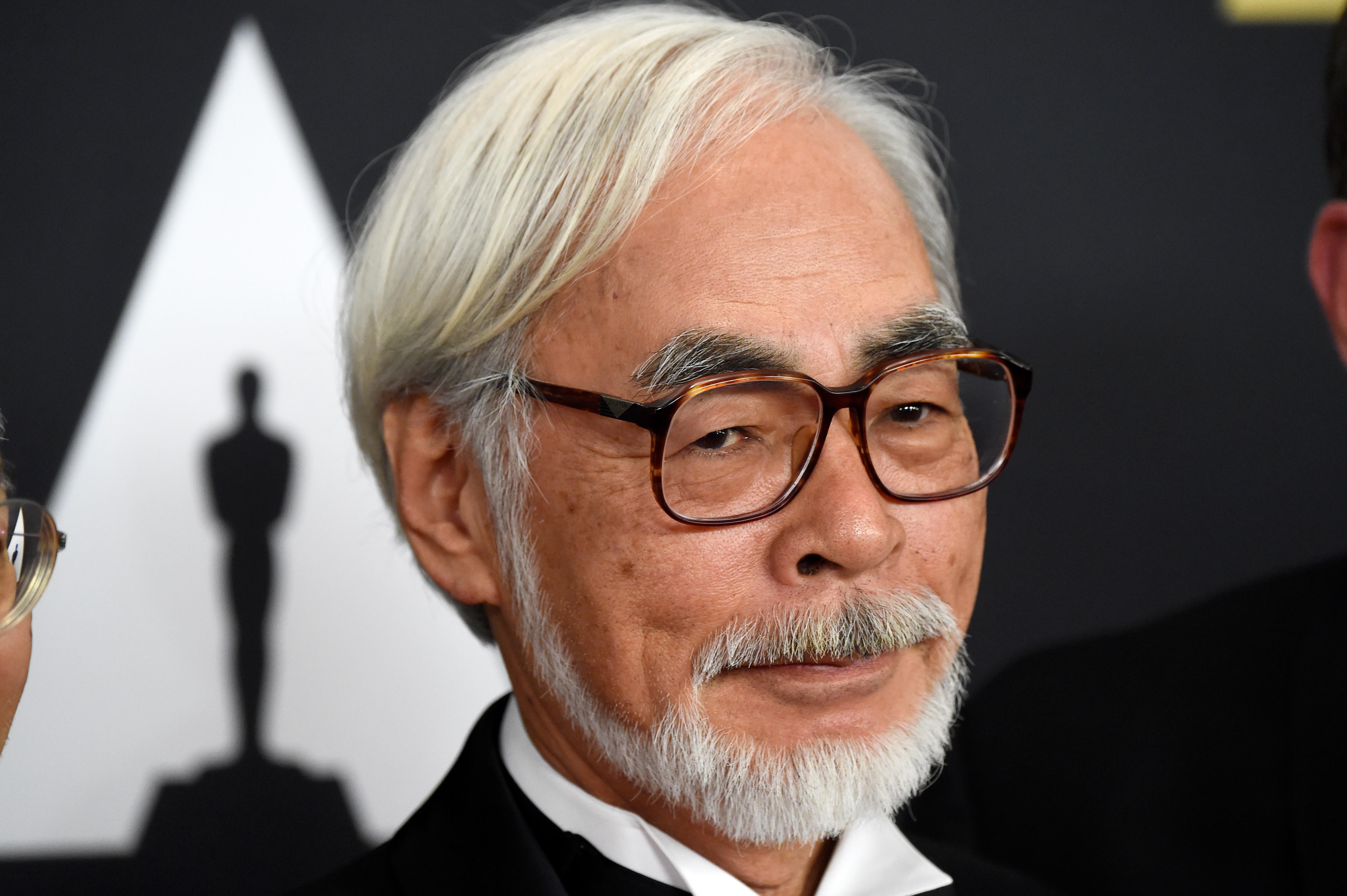 Hayao Miyazaki is officially moving forward with a new Studio Ghibli movie