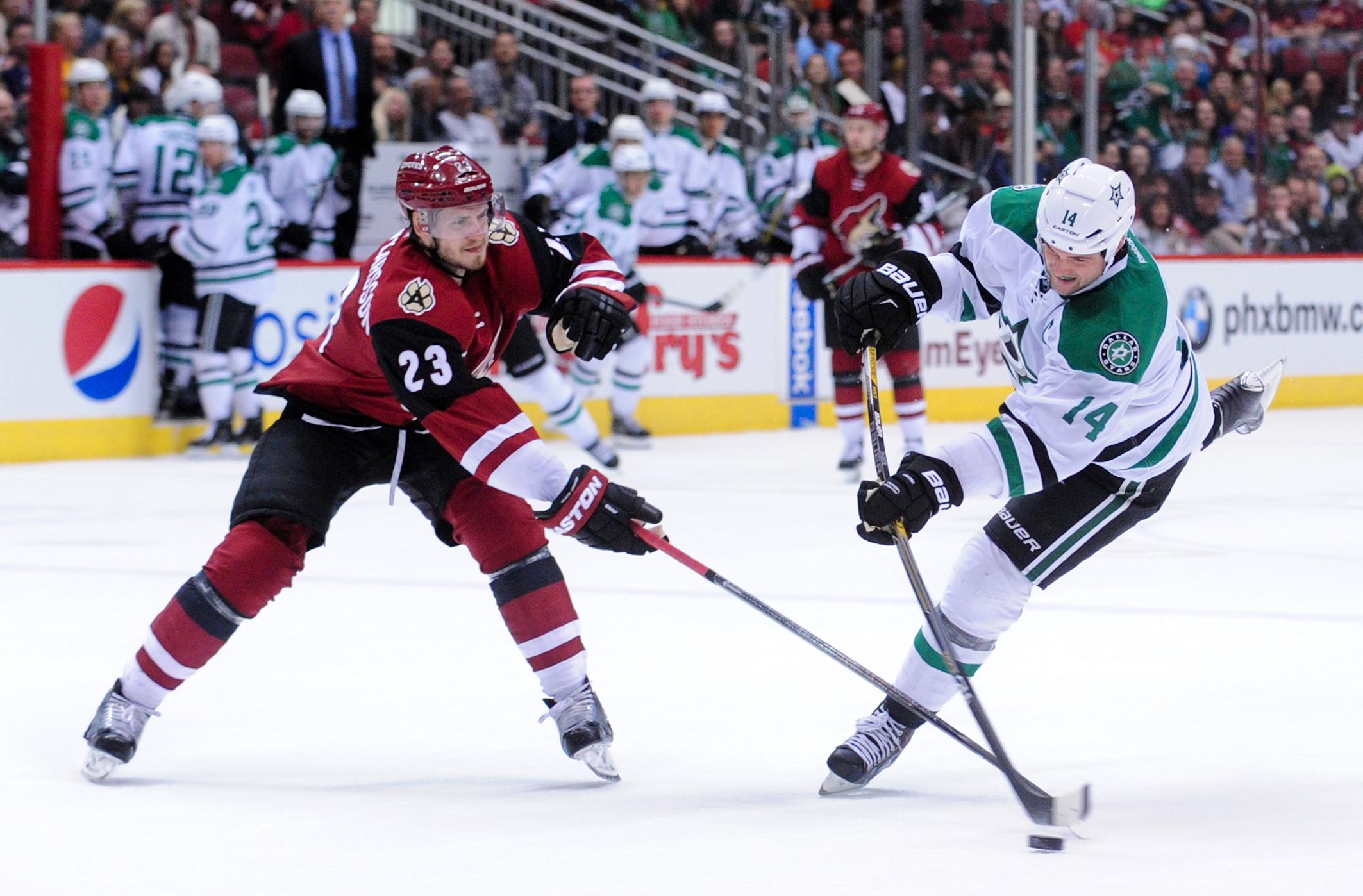 NHL: Dallas Stars at Arizona Coyotes