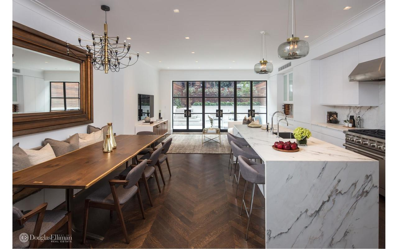 For $23.5M, an enormous Greenwich Village townhouse with tons of outdoor space