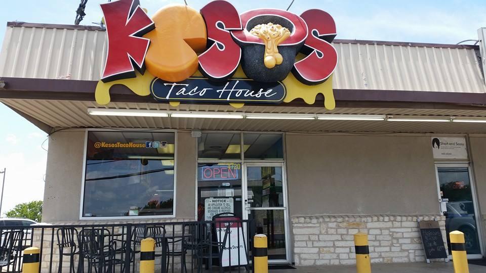 Kesos Taco House, South Congress