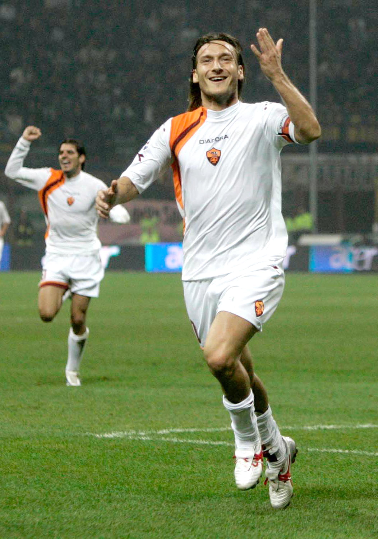 Inter Milan v AS Roma
