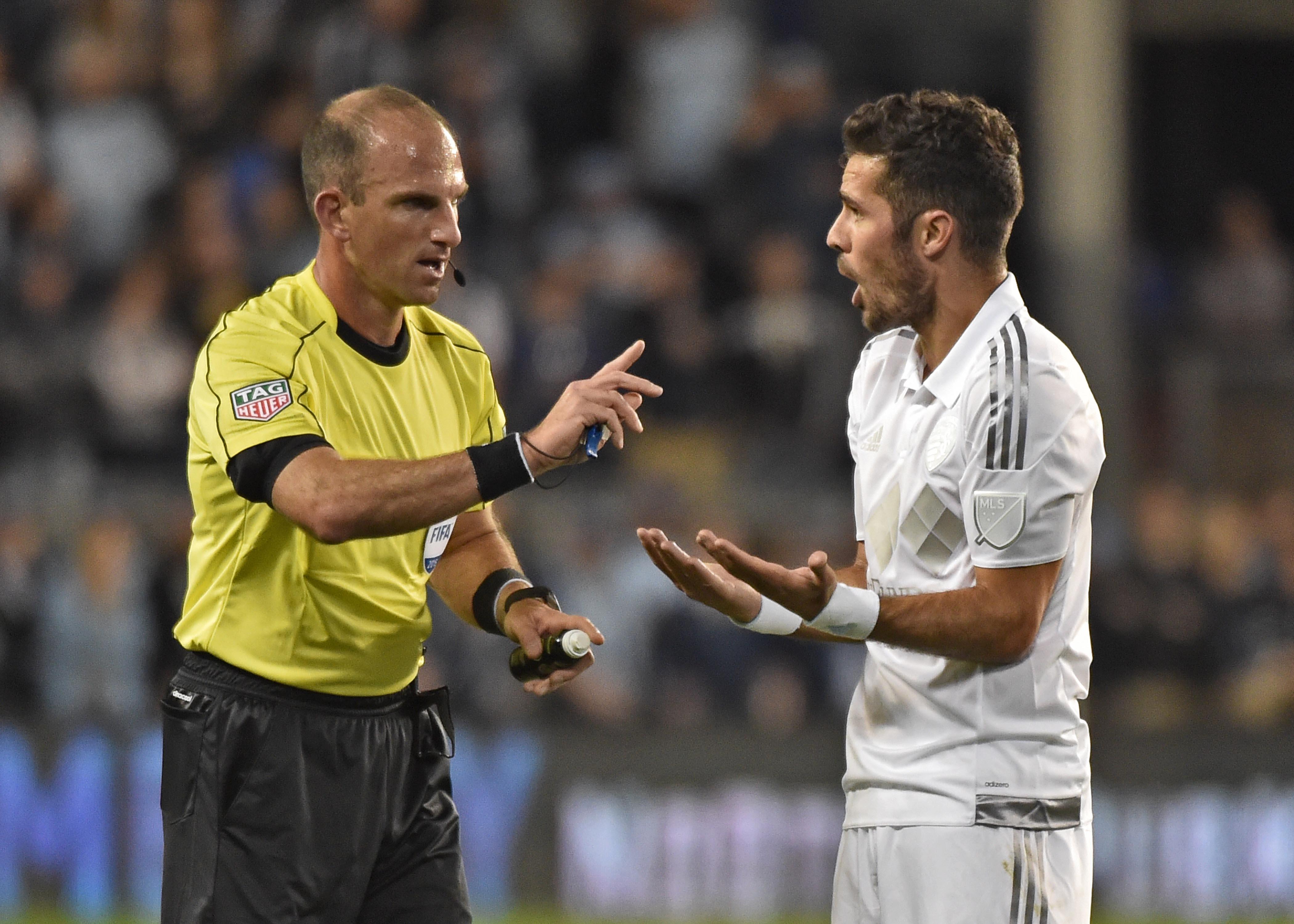 MLS: Real Salt Lake at Sporting KC