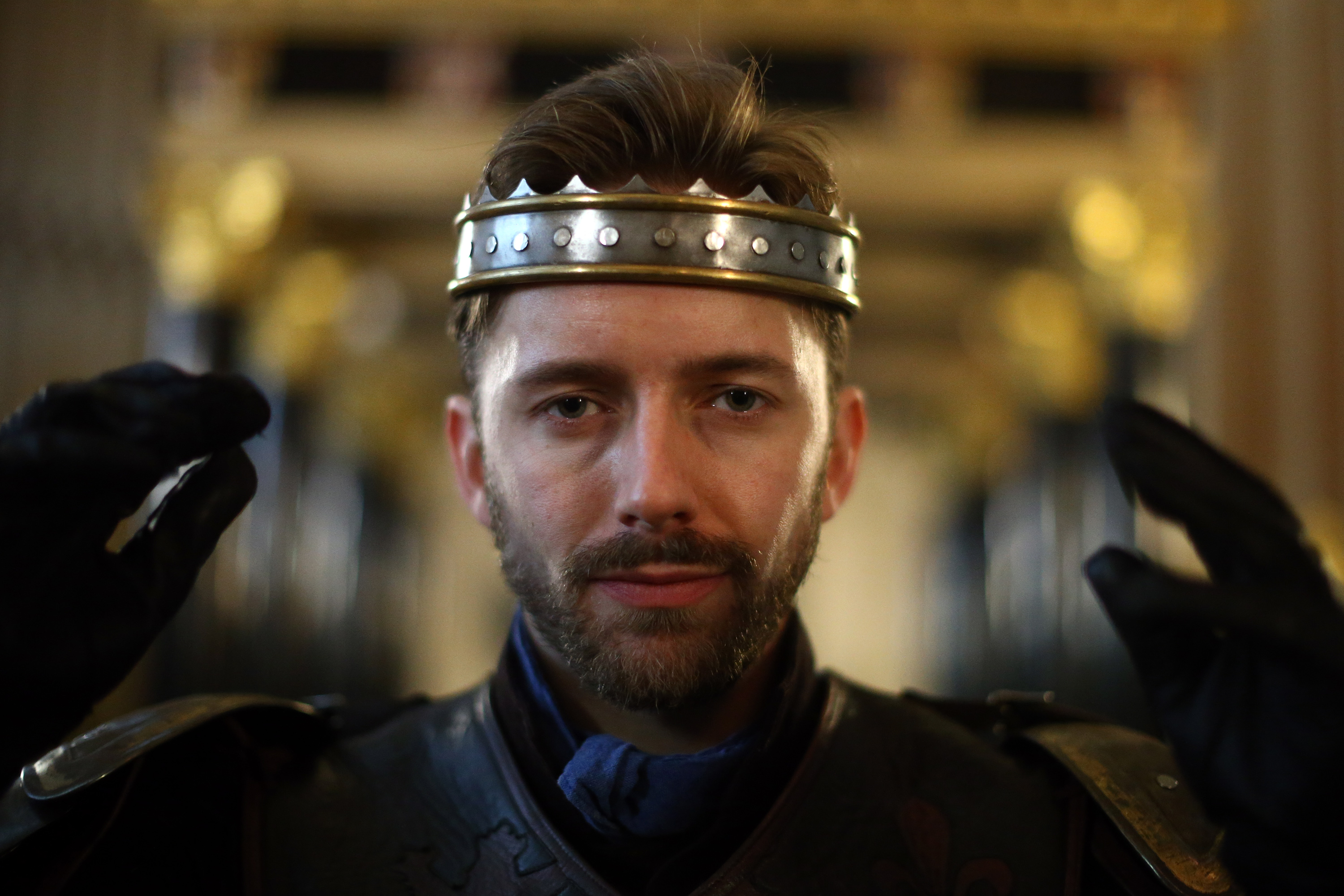 The 600th Anniversary Of The Battle Of Agincourt Is Commemorated At Westminster Abbey