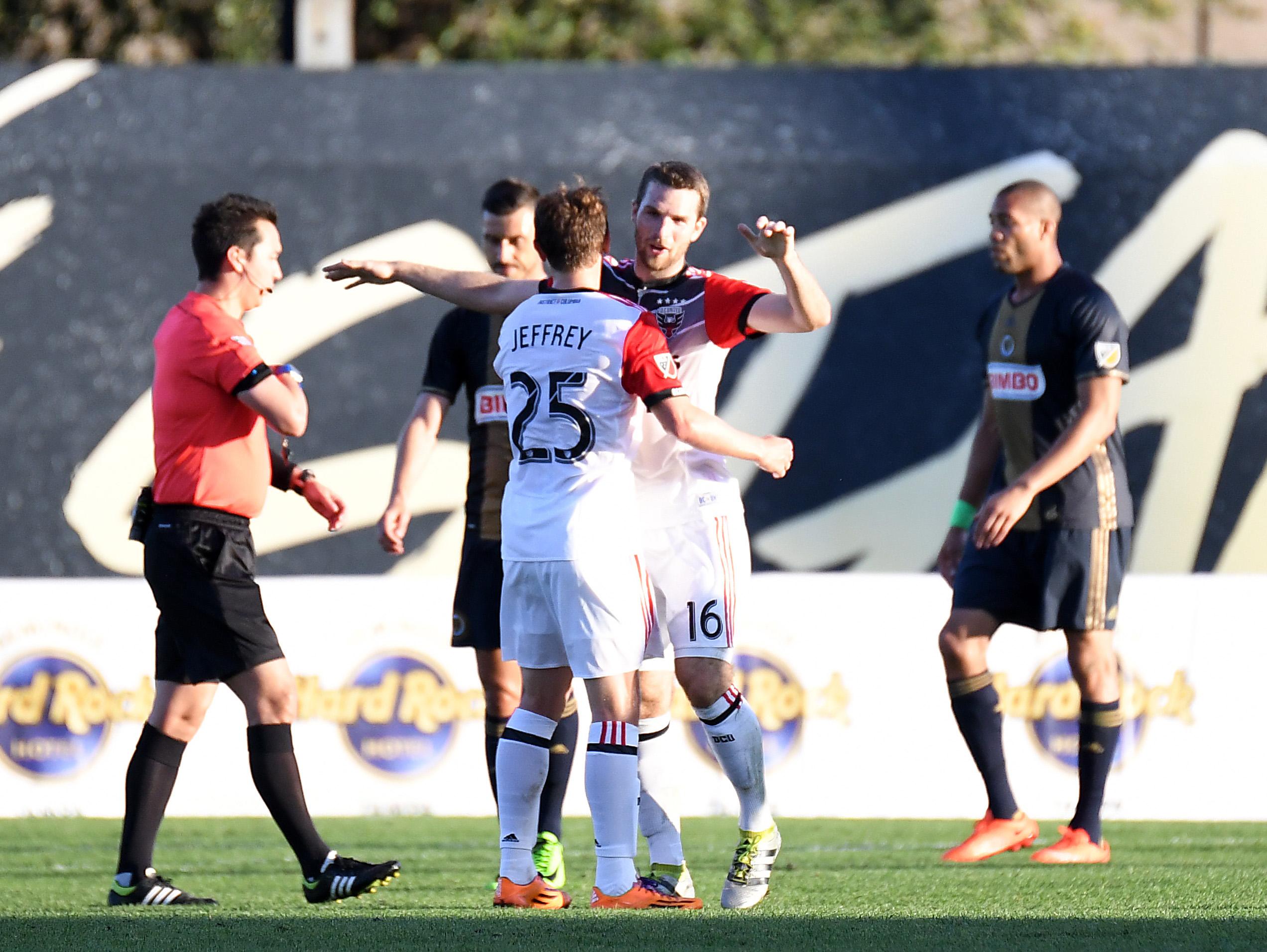MLS: Philadelphia Union vs D.C. United