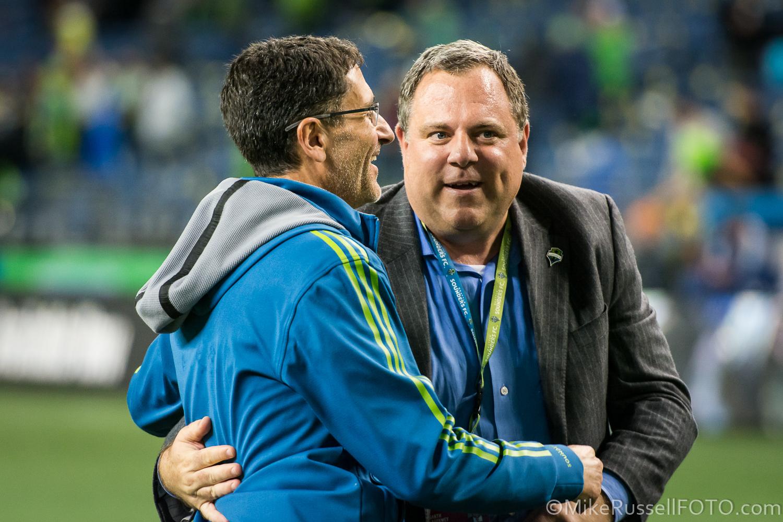 Seattle Sounders vs. Sporting KC: Photos