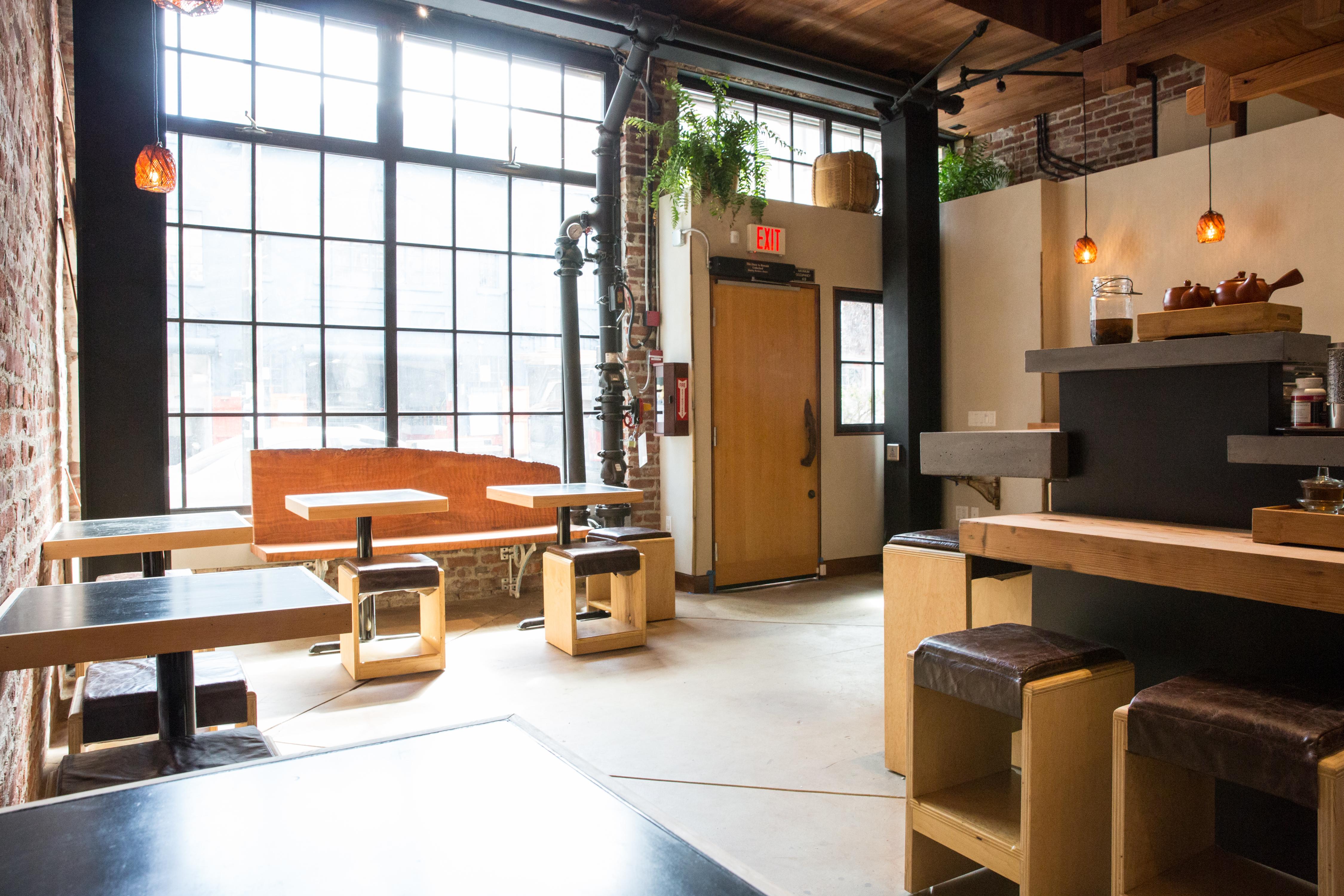 Onsen's dining room