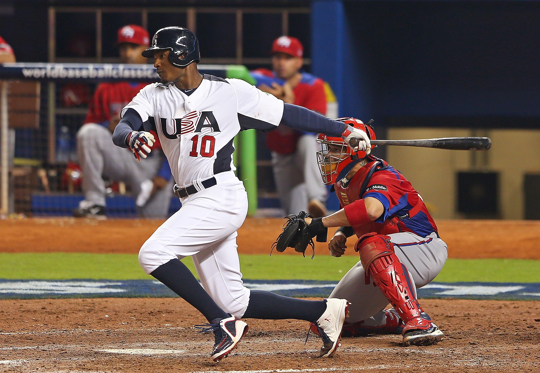 World Baseball Classic - Second Round - Miami - Puerto Rico v United States