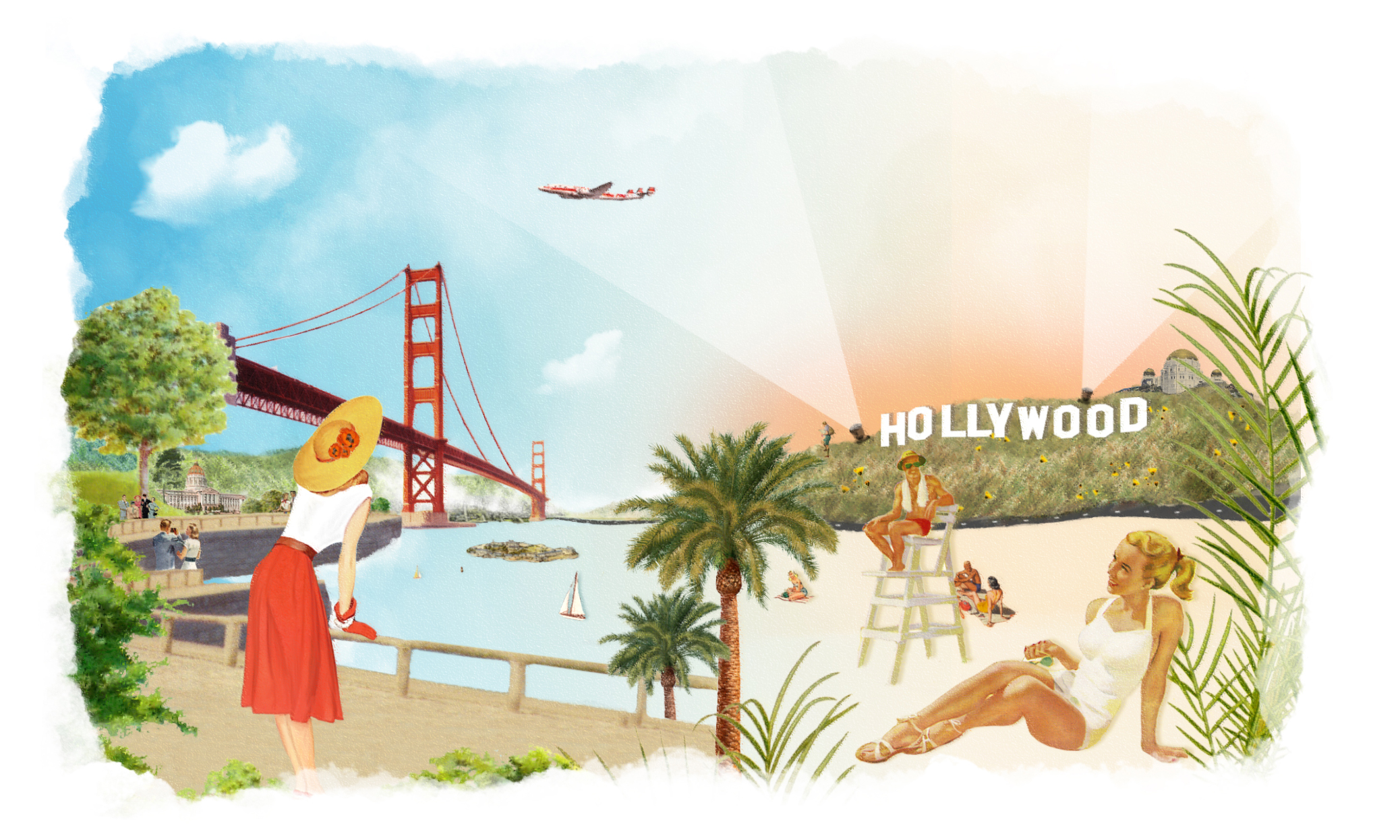 The Myth and Magic of California Style