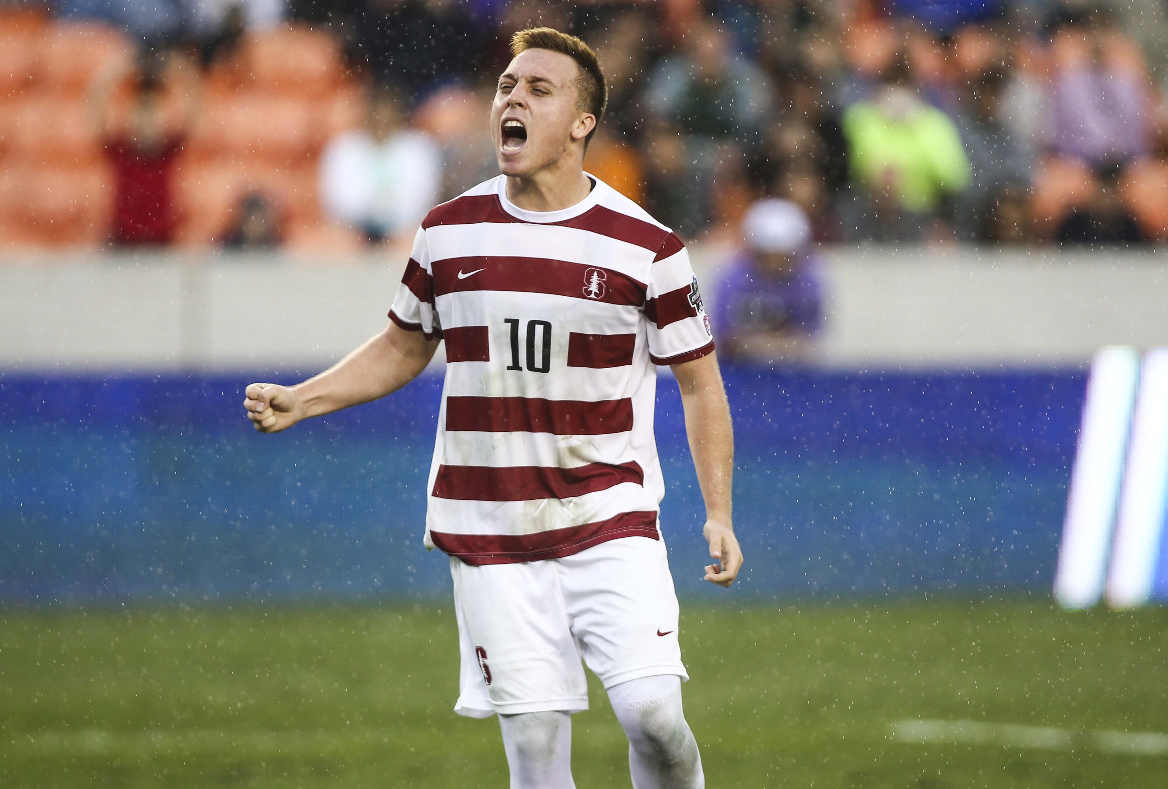 NCAA Soccer: Men's College Cup-Stanford vs Wake Forest
