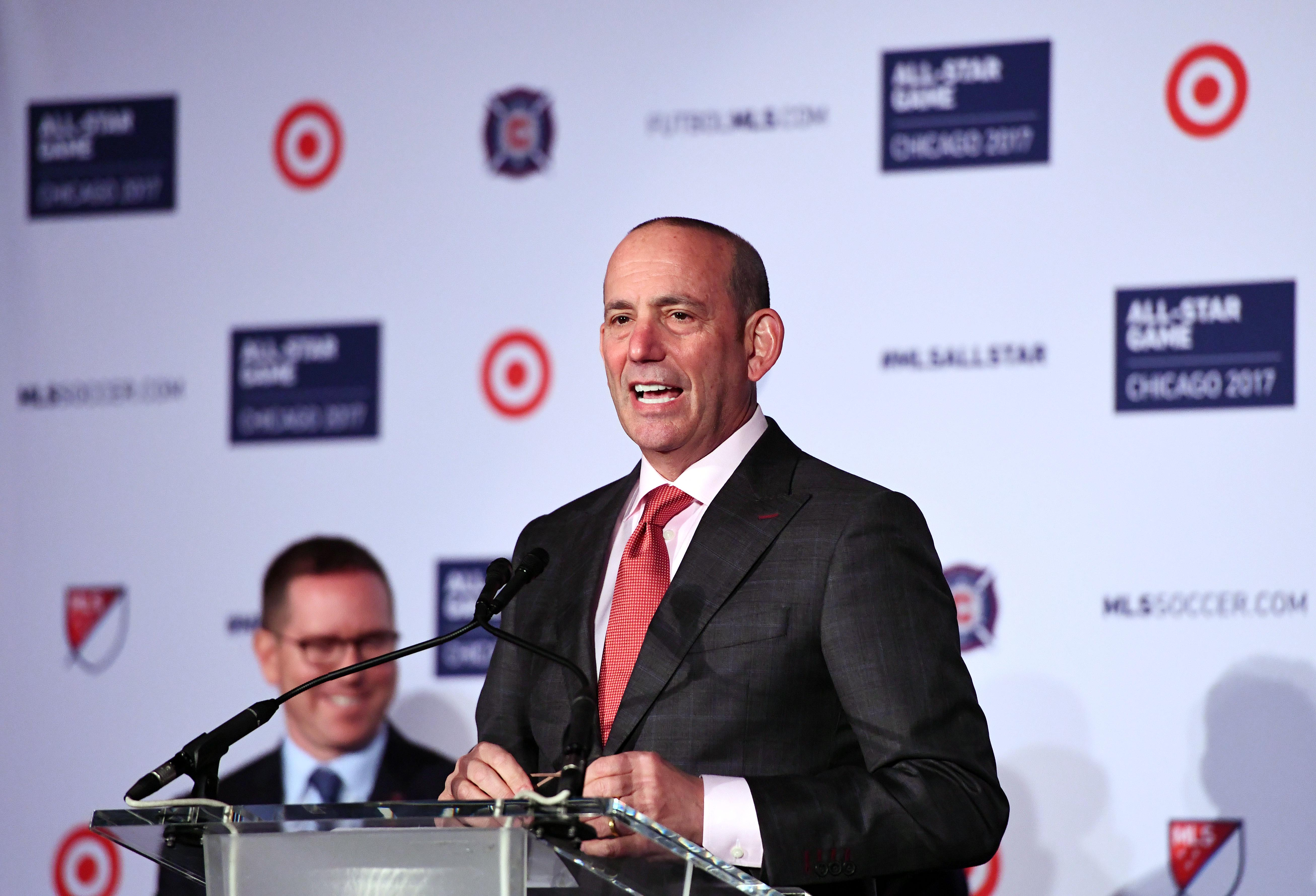 MLS: All-Star Press Conference