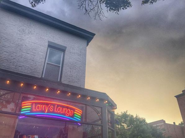 Larry's Lounge, a neighborhood favorite among D.C.'s LGBTQ community