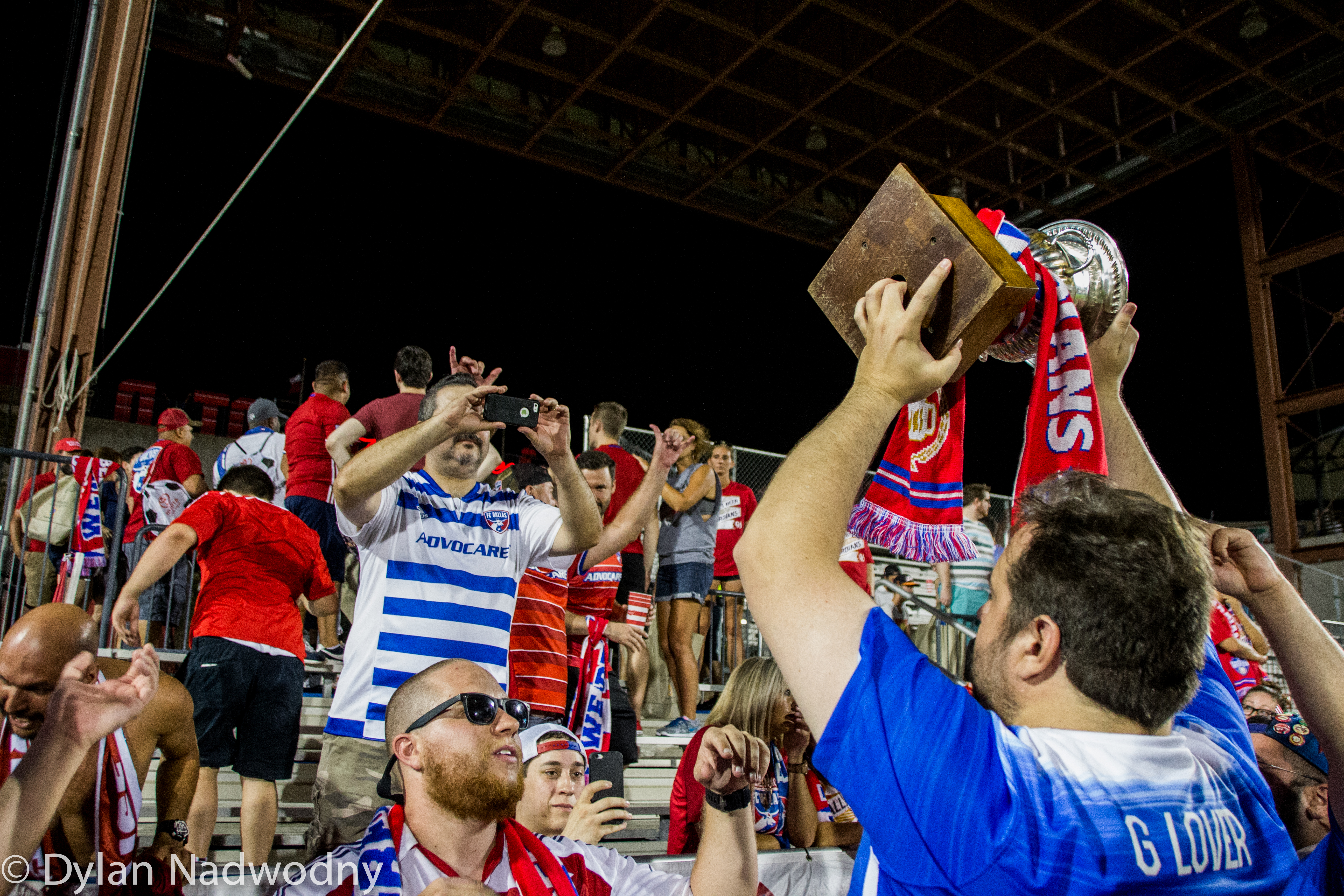FC Dallas vs Chicago Fire: Match Photos