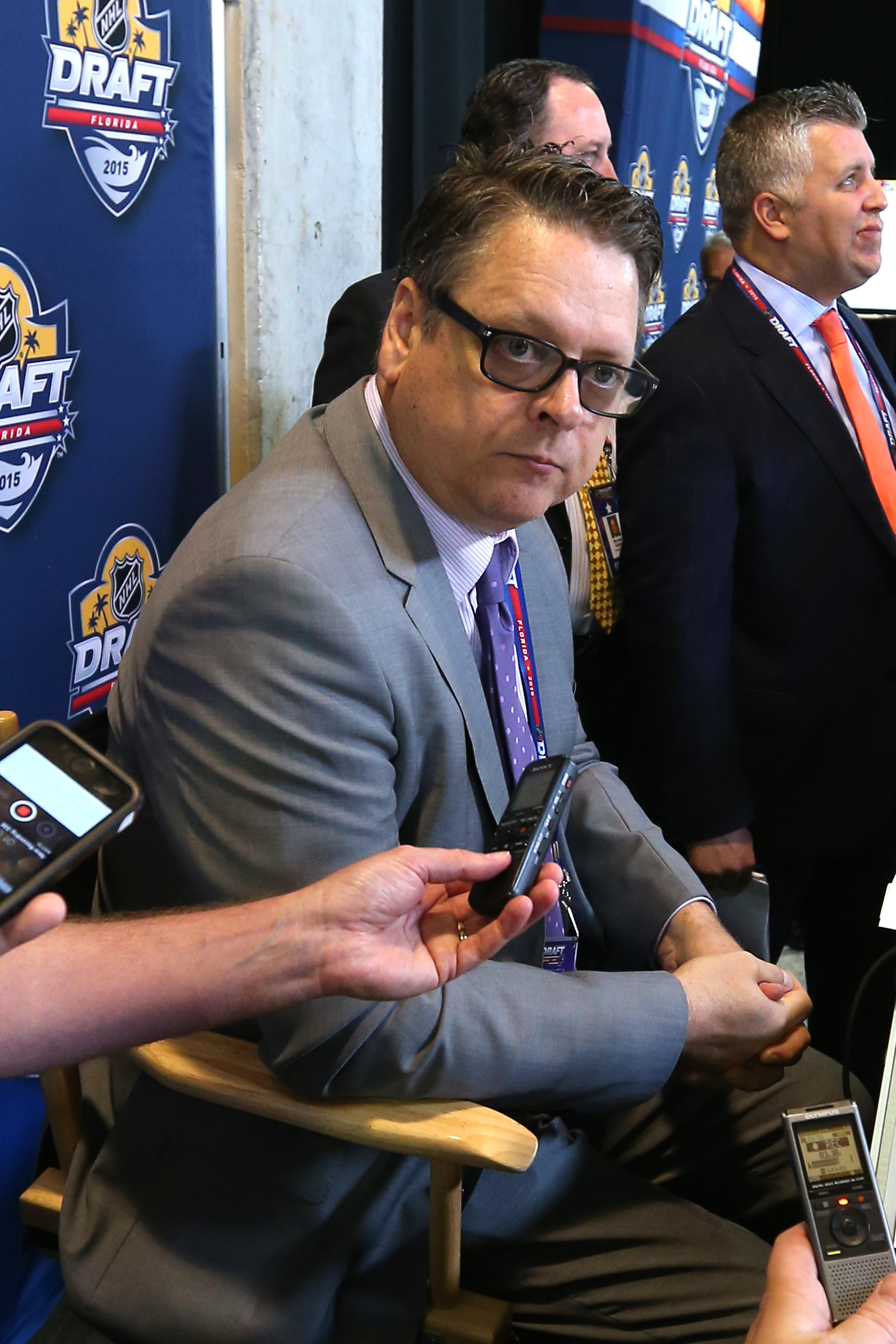 2015 NHL Draft - Rounds 2-7