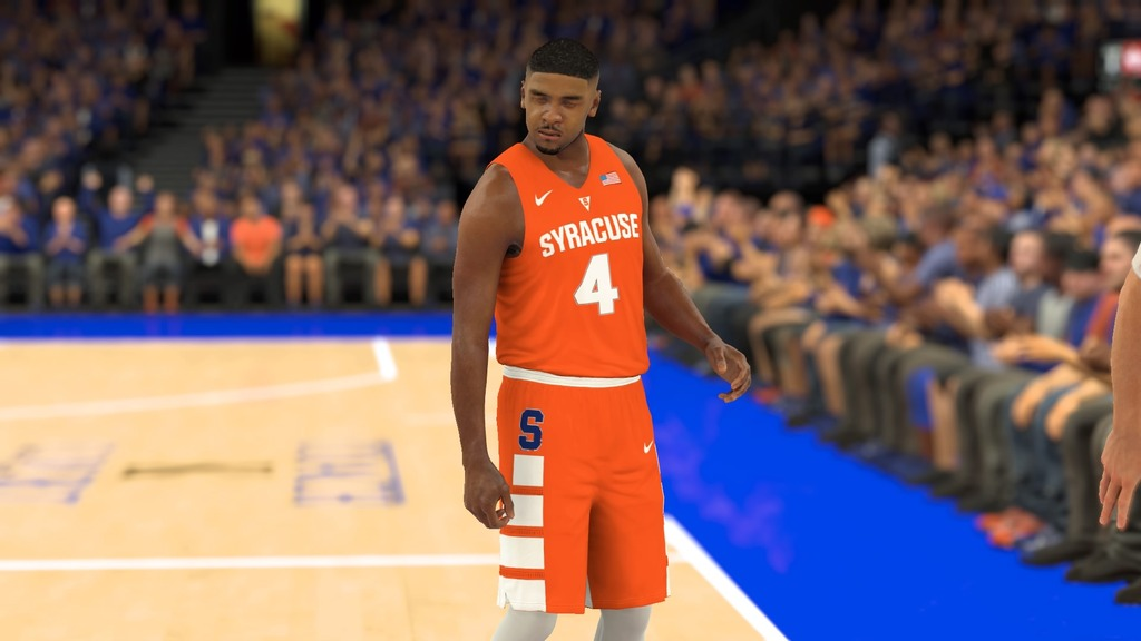 Here's how you can play a college basketball version of NBA 2K17