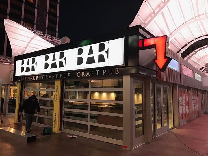 Born and Raised Craft Pub
