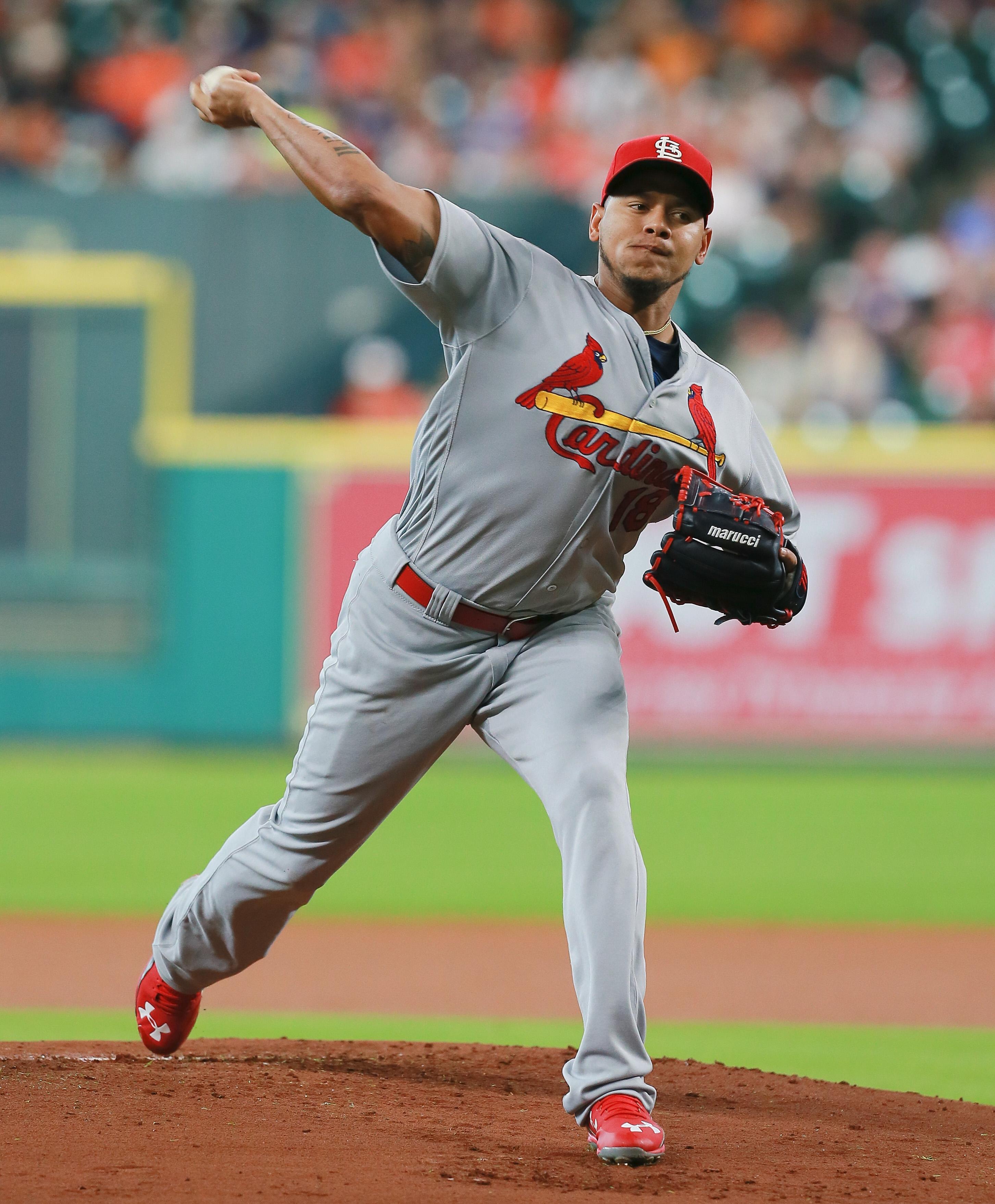 St Louis Cardinals v Houston Astros